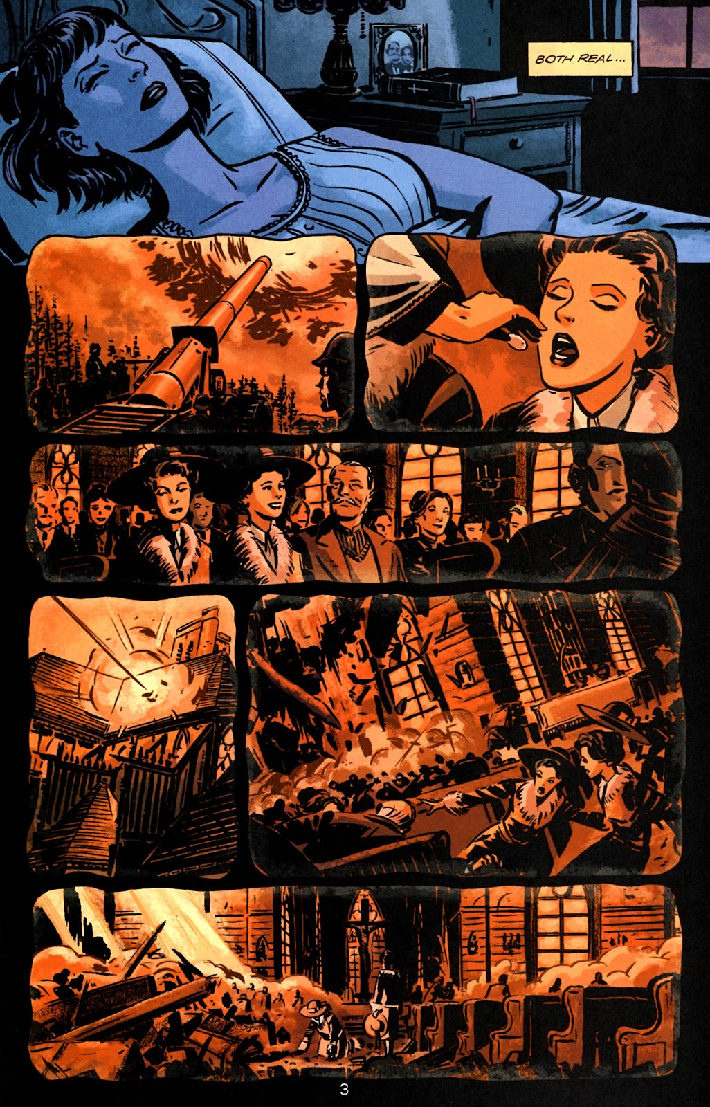 Read online Beware The Creeper (2003) comic -  Issue #1 - 4