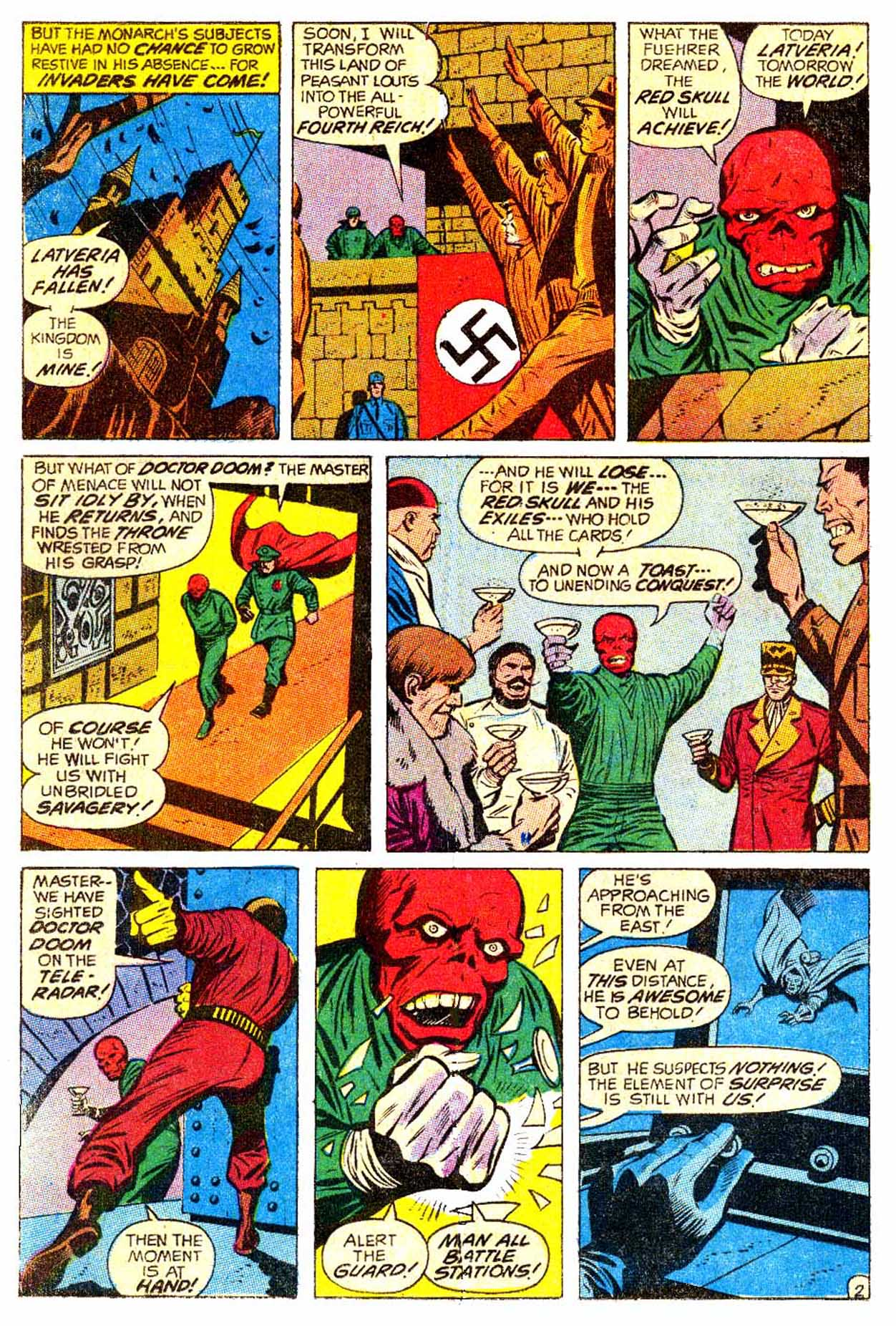 Read online Astonishing Tales (1970) comic -  Issue #5 - 3