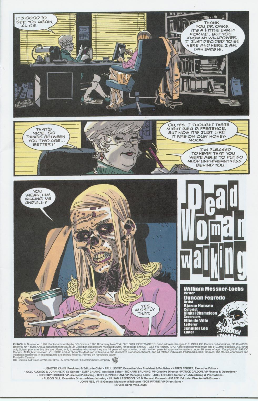 Read online Flinch comic -  Issue #6 - 2