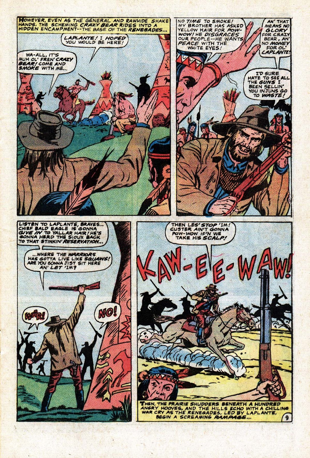 The Mighty Marvel Western issue 15 - Page 10