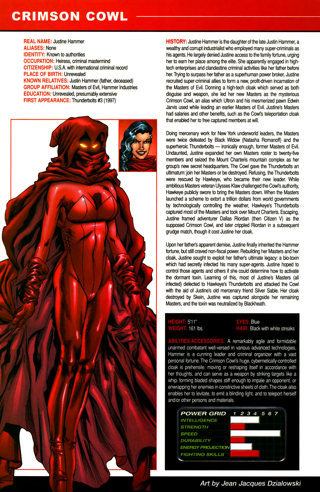 Read online All-New Official Handbook of the Marvel Universe A to Z comic -  Issue #3 - 12