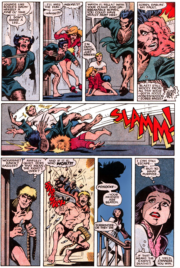 Uncanny X-Men (1963) issue _Annual_11 - Page 8