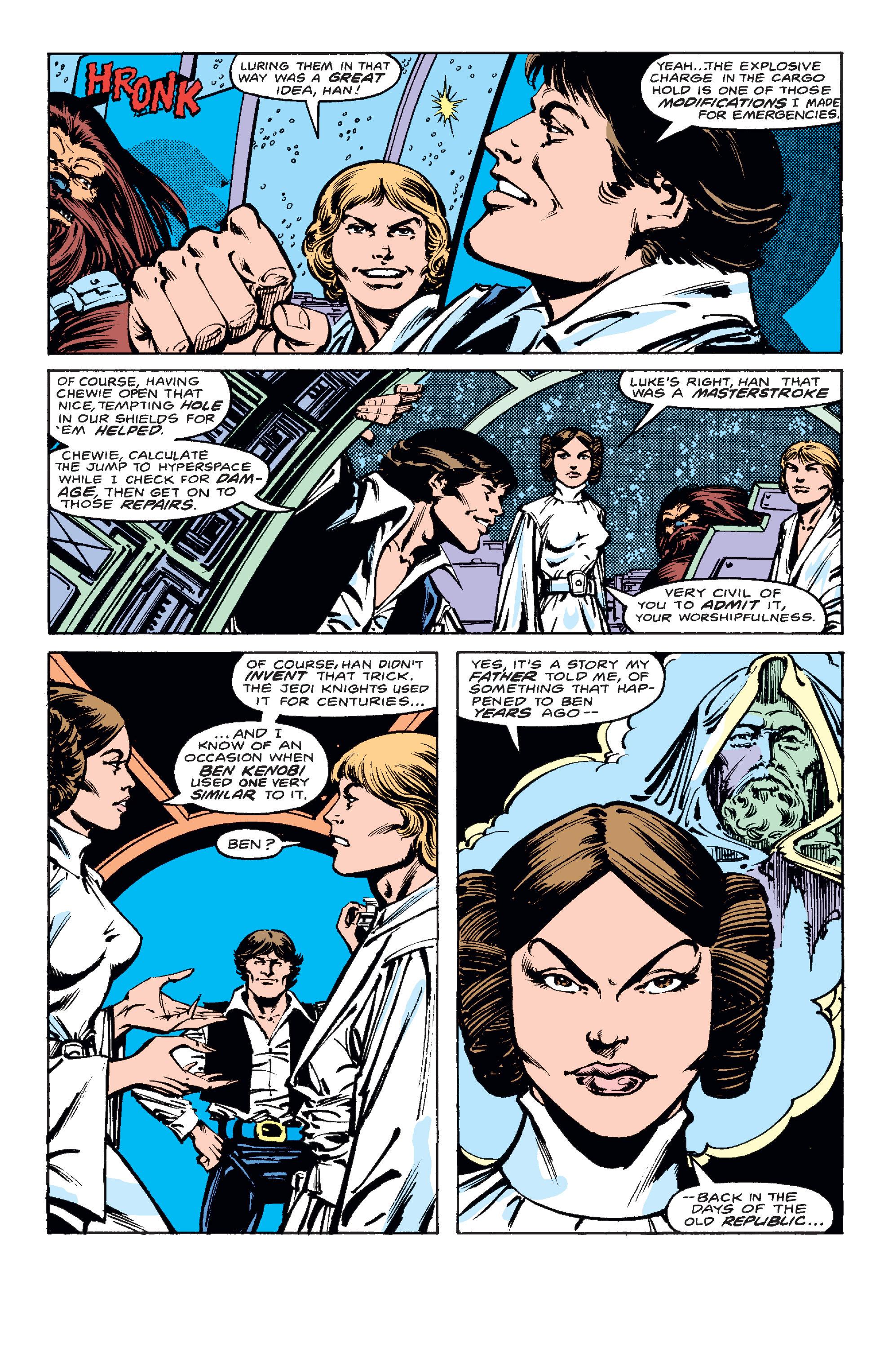 Read online Star Wars Omnibus comic -  Issue # Vol. 13 - 423