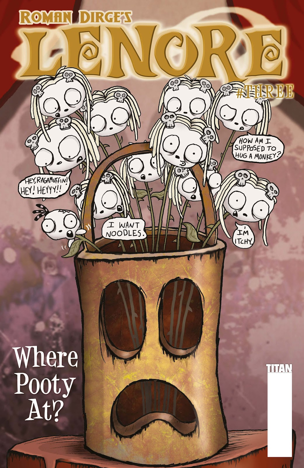 Lenore (2009) issue 3 - Page 1
