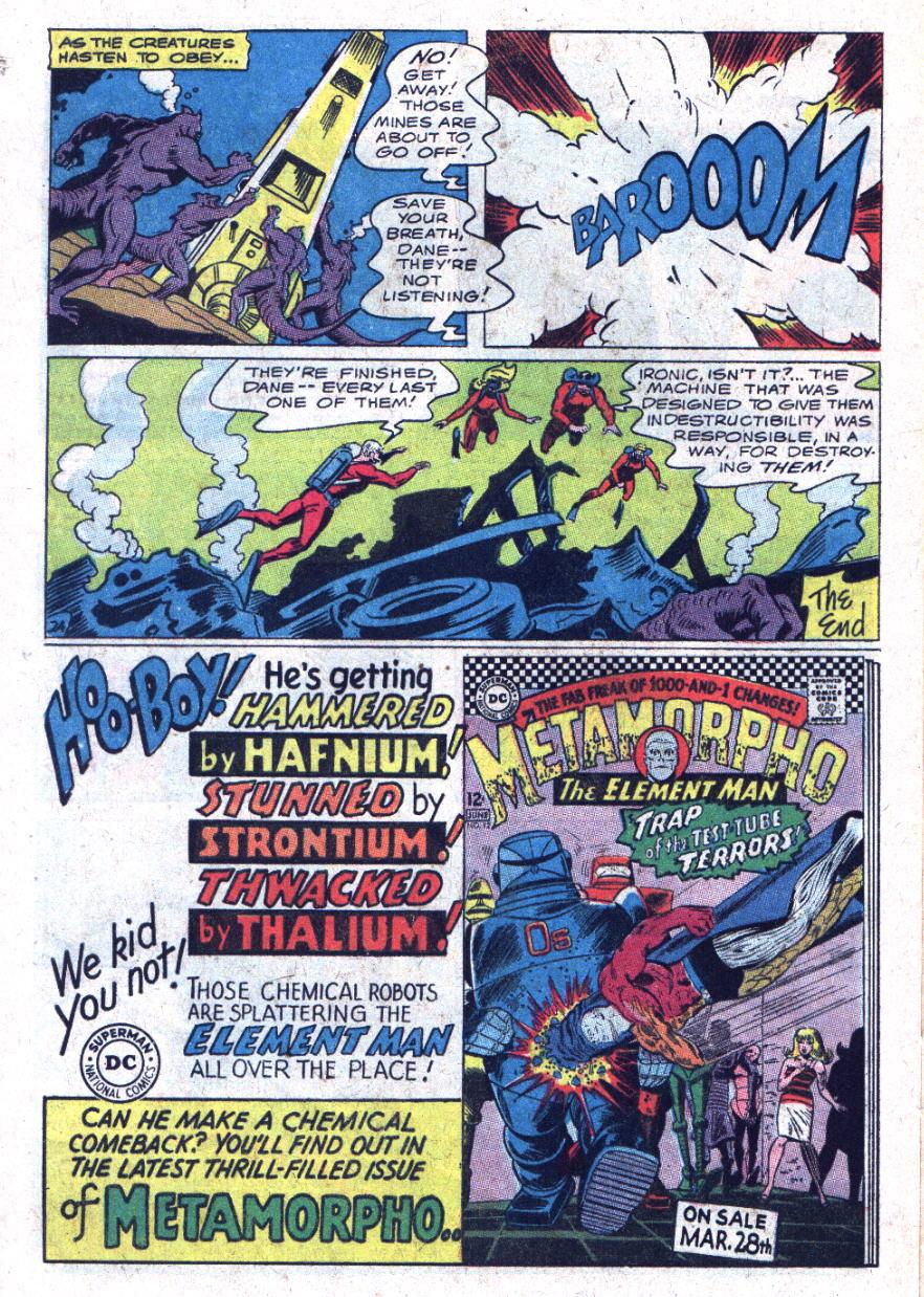 Read online Sea Devils comic -  Issue #35 - 33
