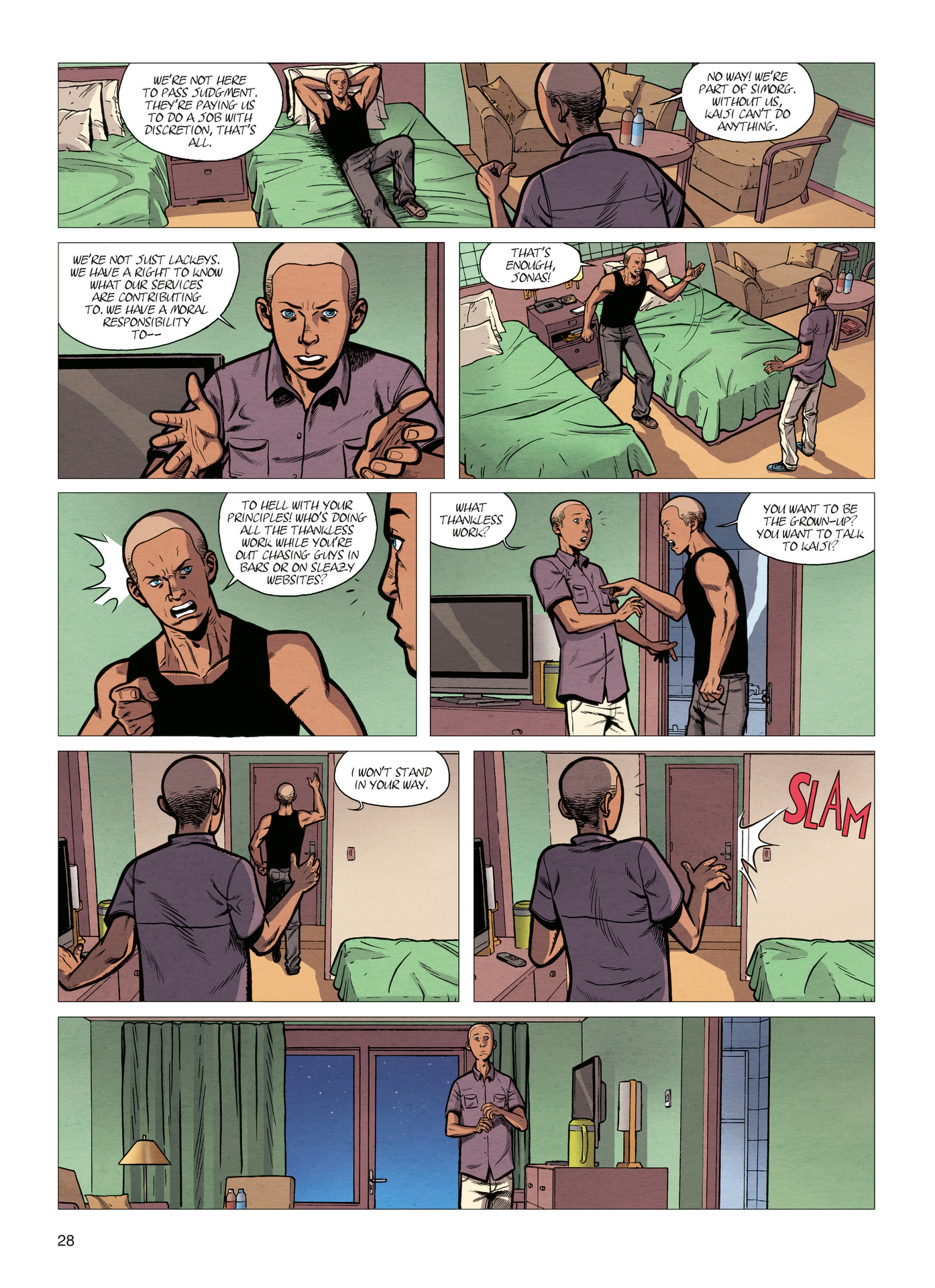 Read online Alter Ego comic -  Issue #4 - 30