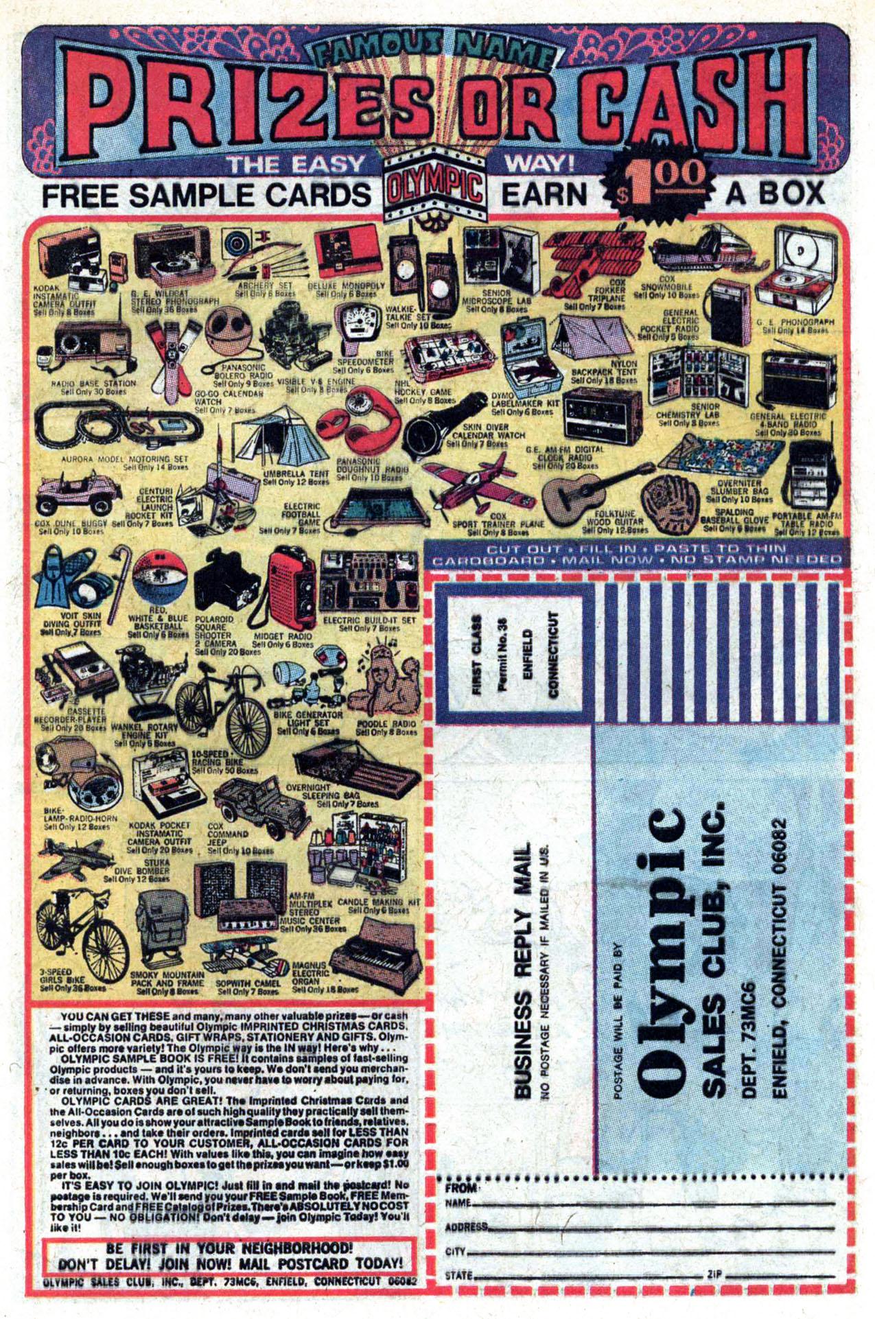 Read online Amazing Adventures (1970) comic -  Issue #20 - 9