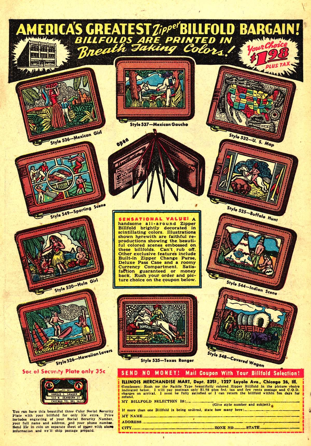 Read online Animal Antics comic -  Issue #13 - 50