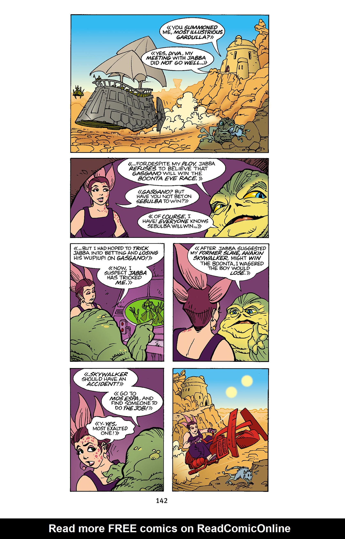 Read online Star Wars Omnibus comic -  Issue # Vol. 30 - 139