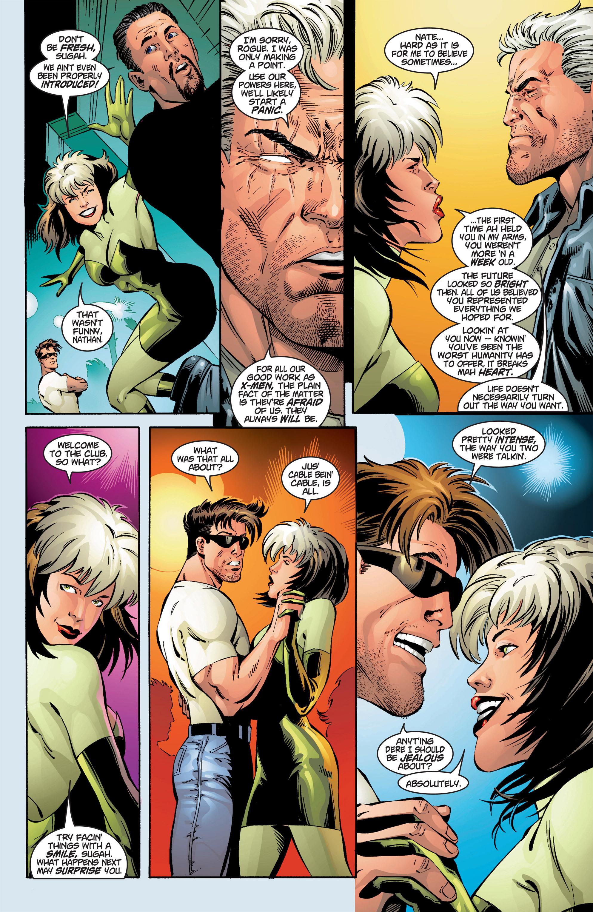 Read online Uncanny X-Men (1963) comic -  Issue #386 - 4