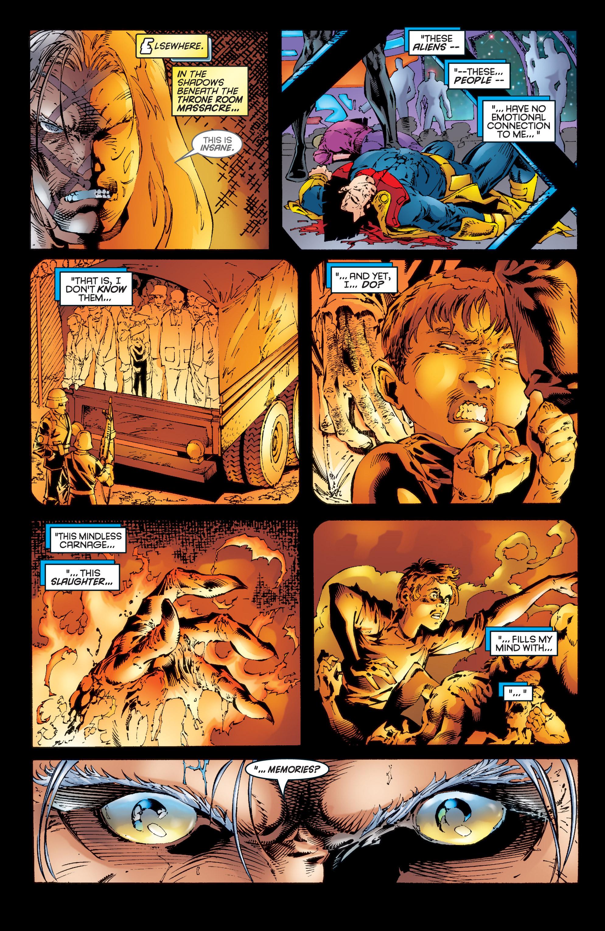 Read online Uncanny X-Men (1963) comic -  Issue #344 - 13