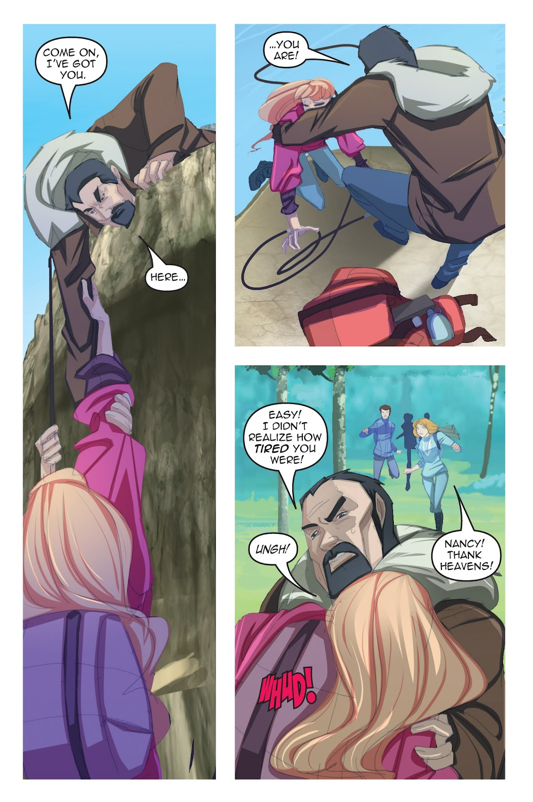 Read online Nancy Drew comic -  Issue #19 - 67