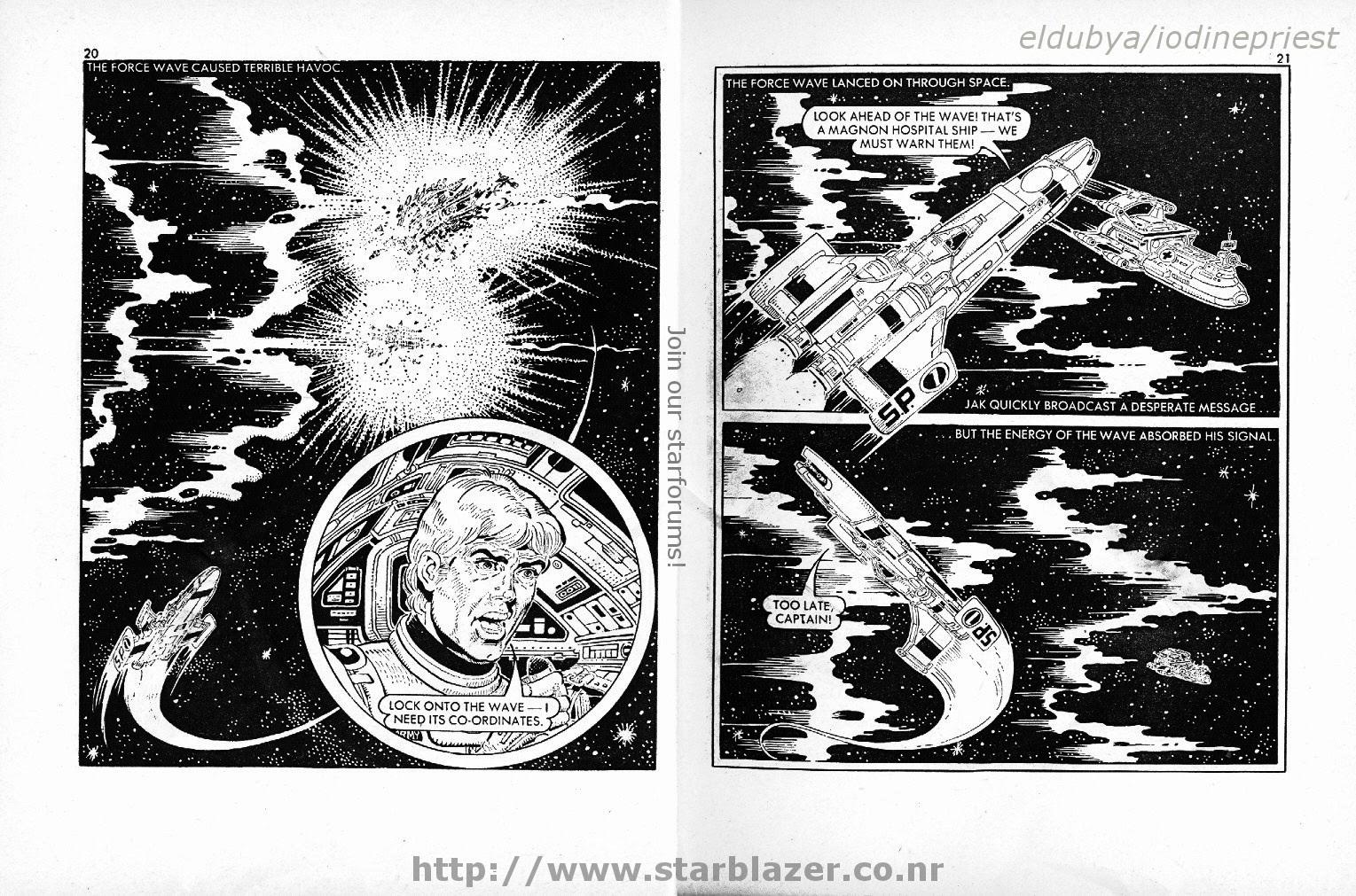 Starblazer issue 107 - Page 12