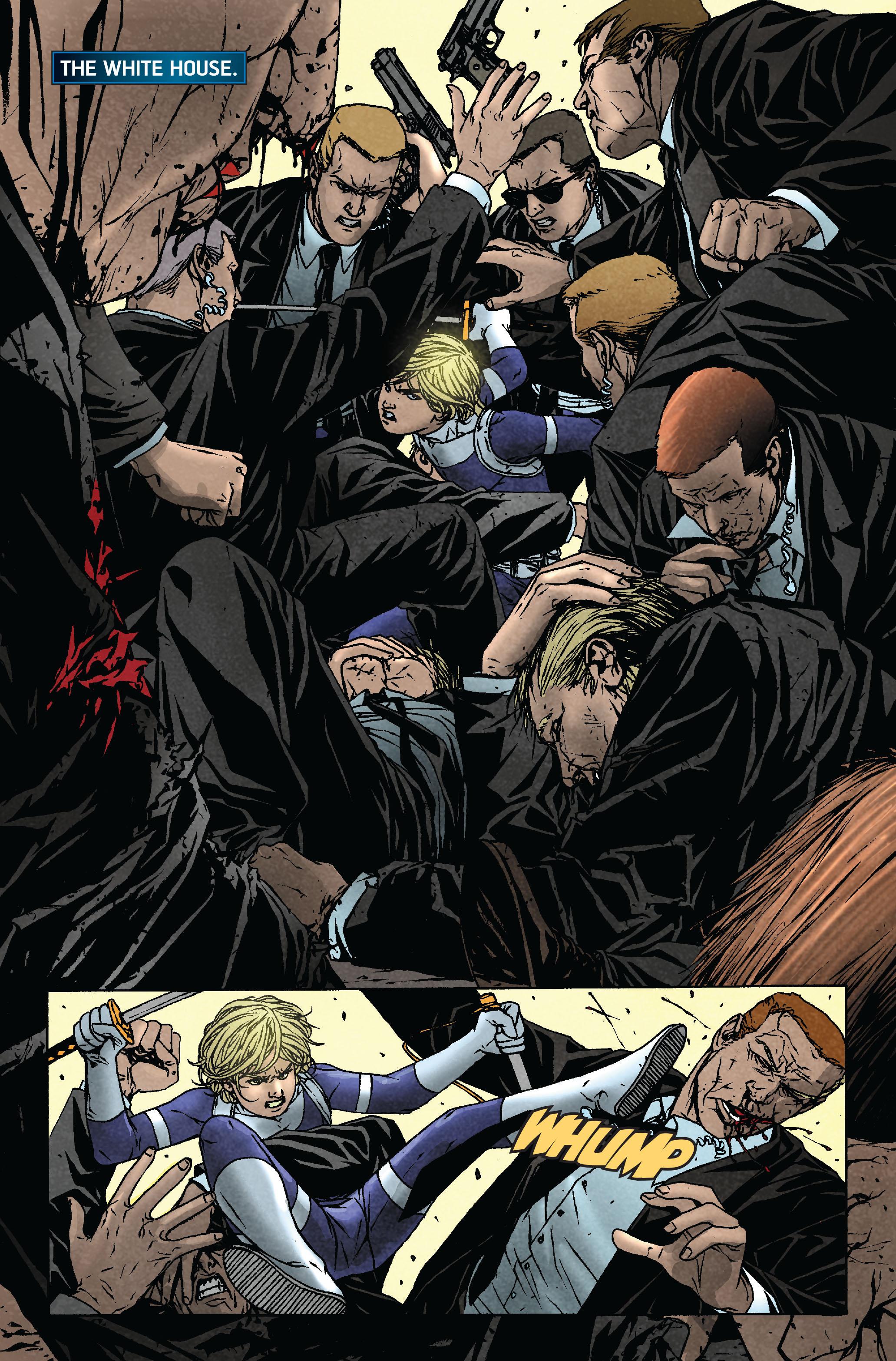 Read online Siege: Secret Warriors comic -  Issue # Full - 17