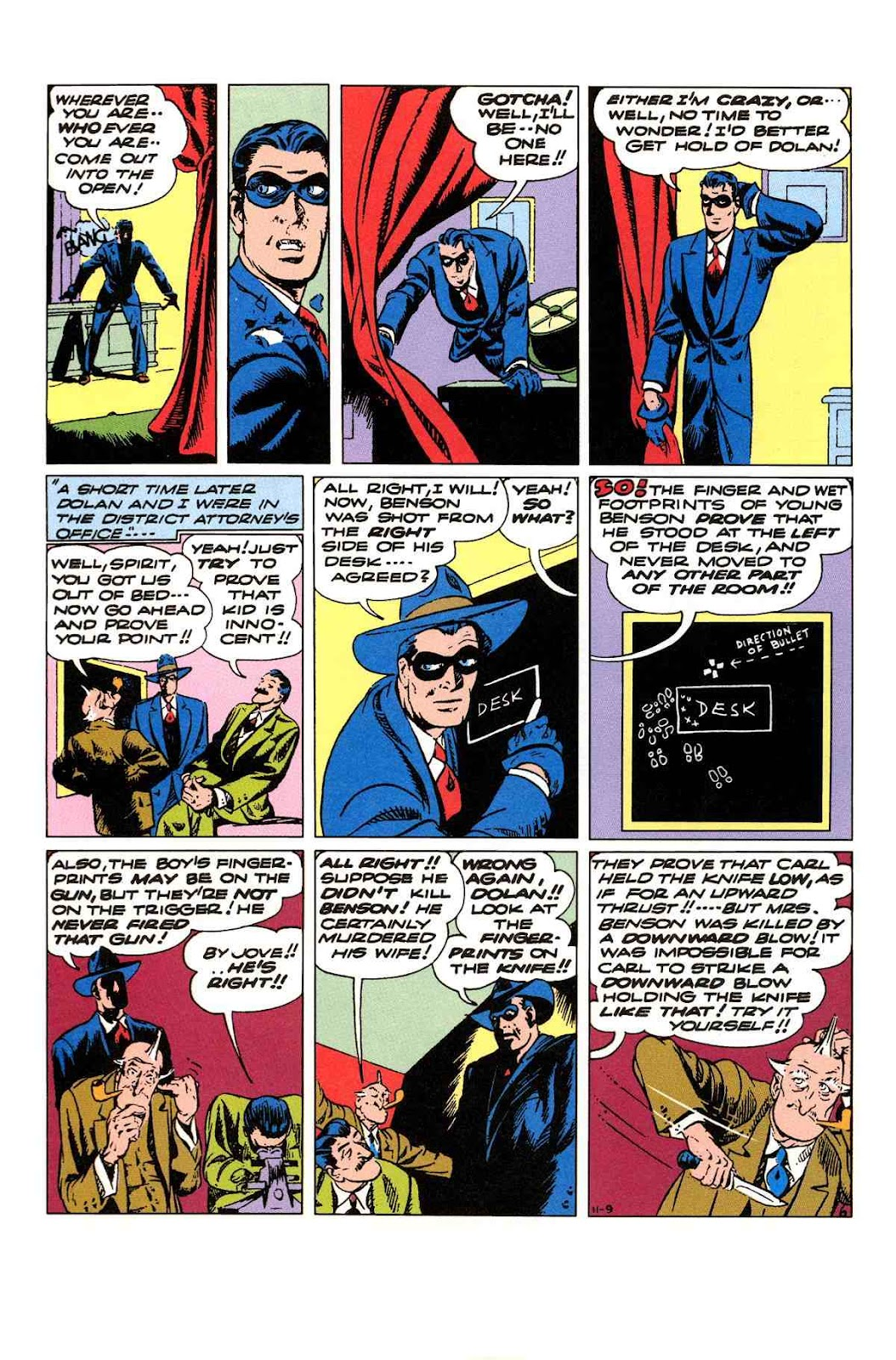 Read online Will Eisner's The Spirit Archives comic -  Issue # TPB 3 (Part 2) - 51