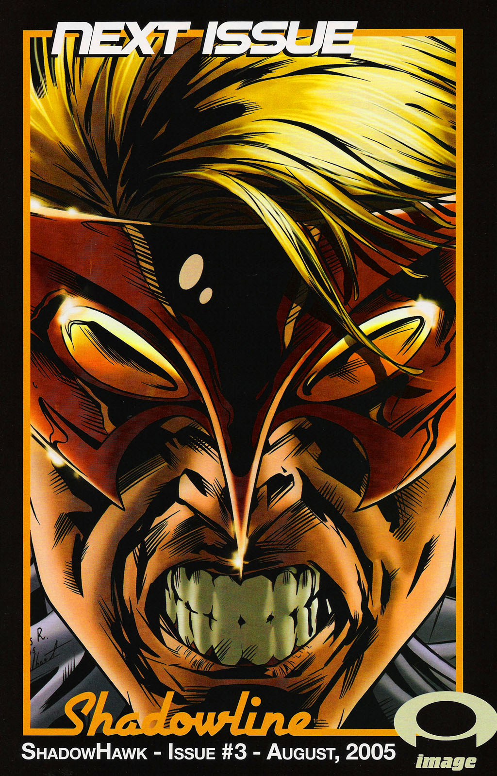 Read online ShadowHawk (2005) comic -  Issue #3 - 25