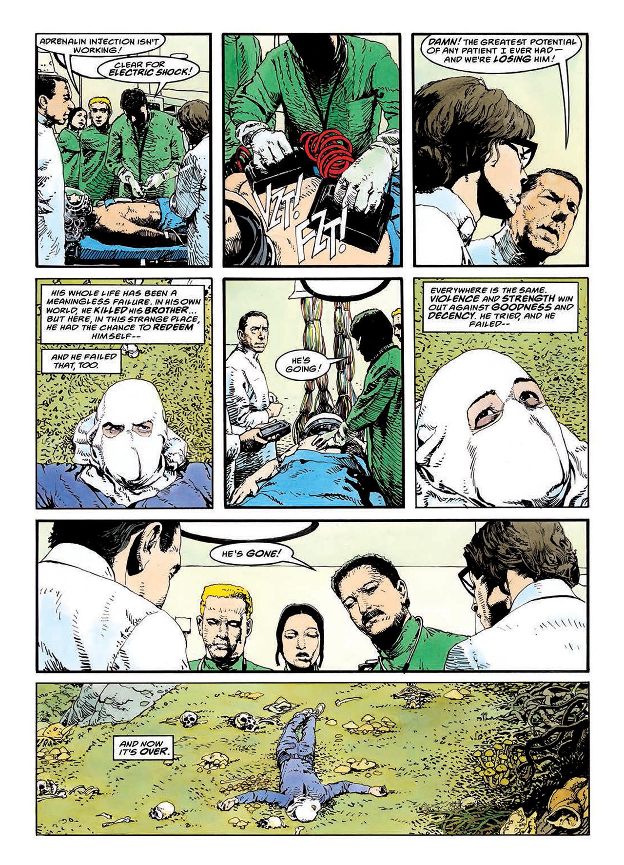 Read online Mazeworld comic -  Issue # TPB - 99