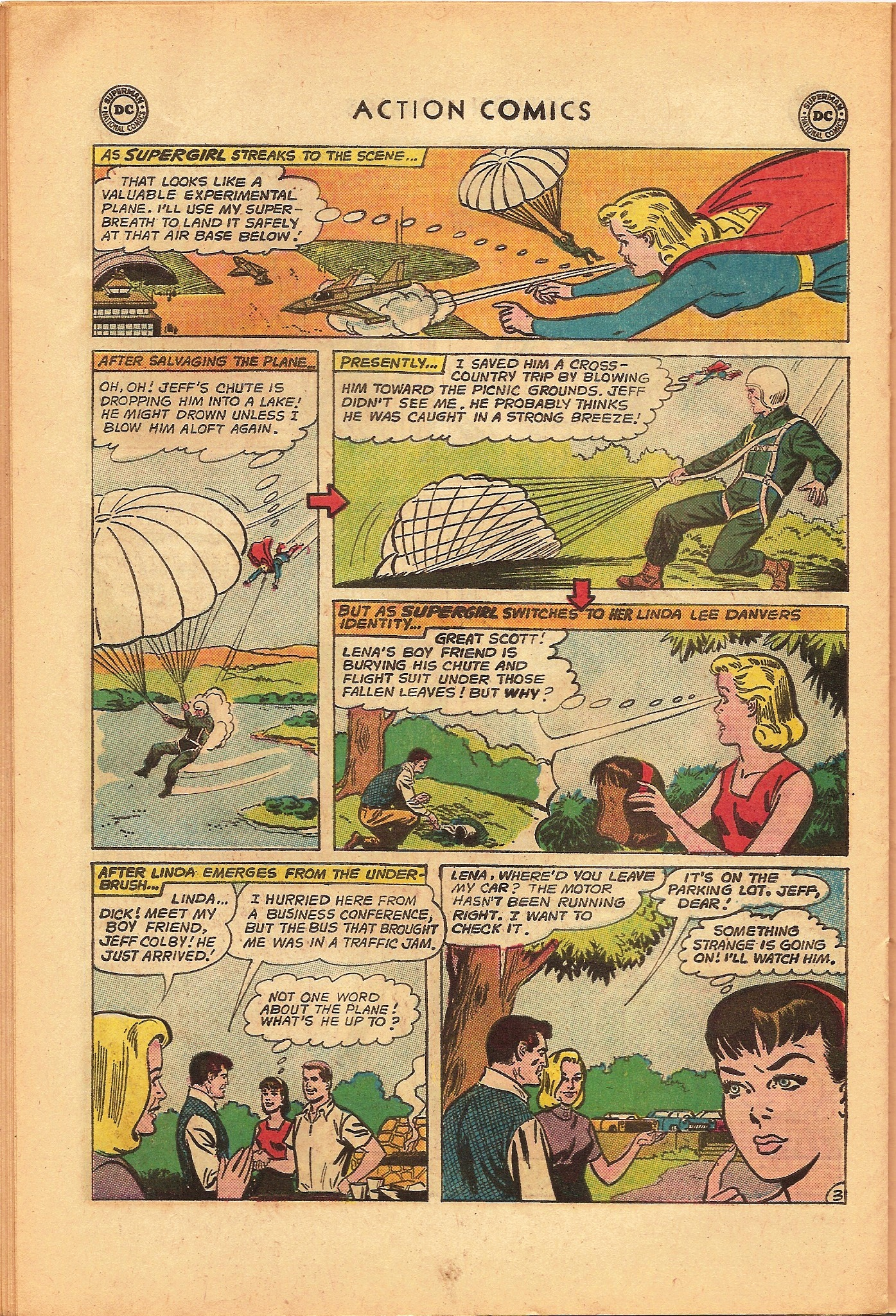 Action Comics (1938) 317 Page 21