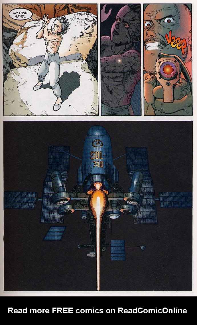 Read online Akira comic -  Issue #31 - 22