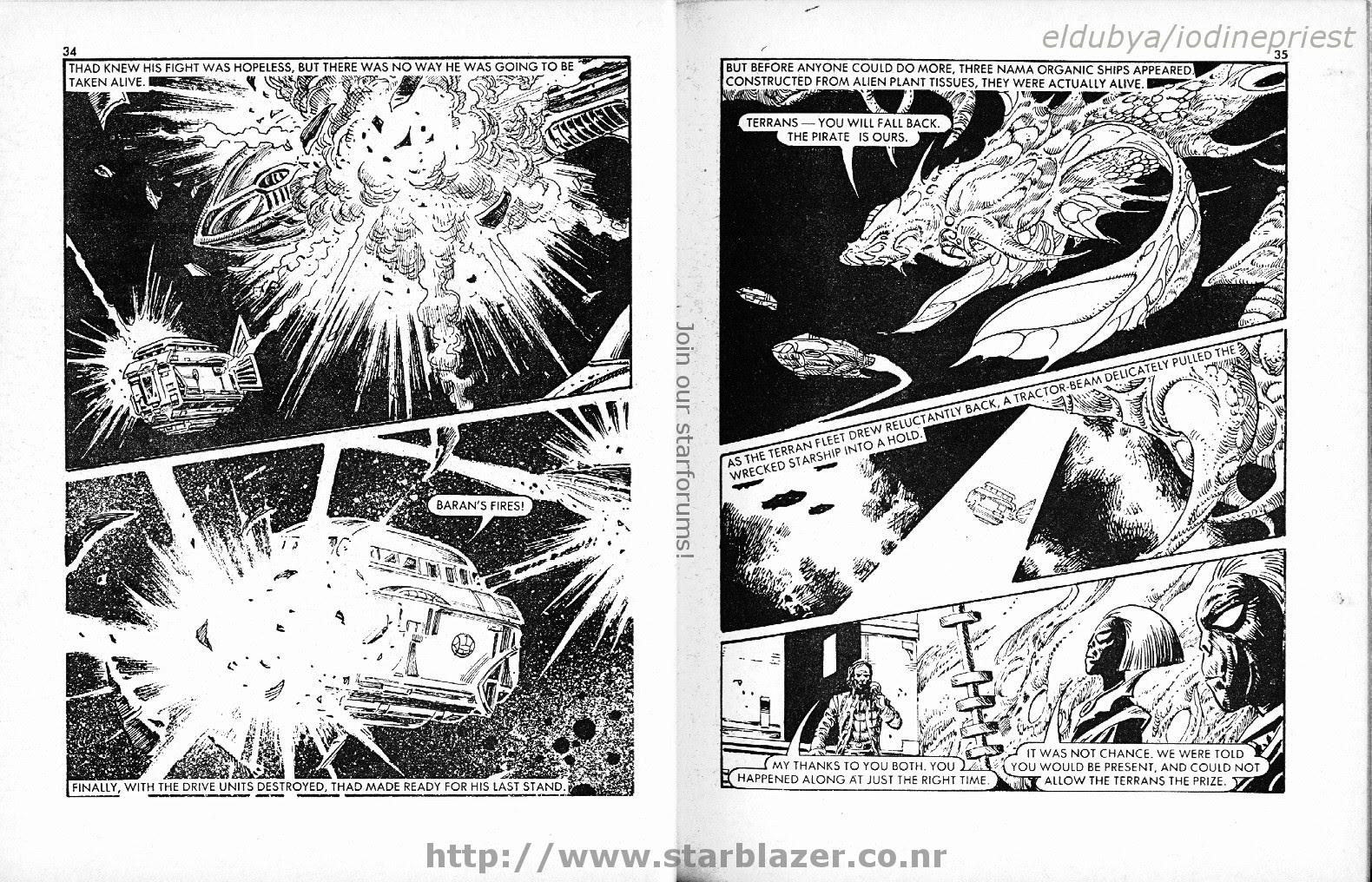 Starblazer issue 141 - Page 19
