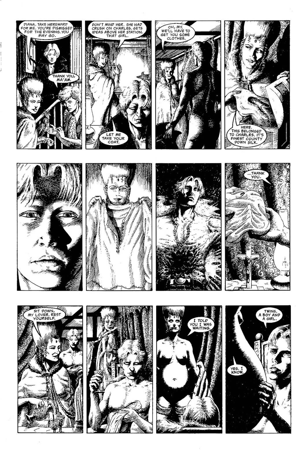 Read online The Adventures of Luther Arkwright comic -  Issue #7 - 6