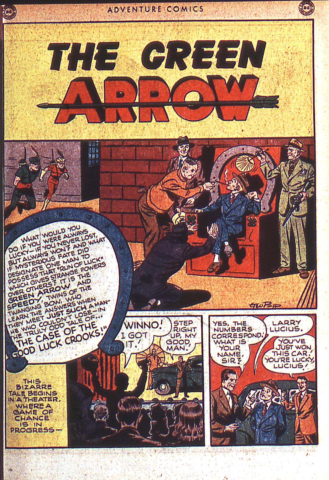 Read online Adventure Comics (1938) comic -  Issue #125 - 16