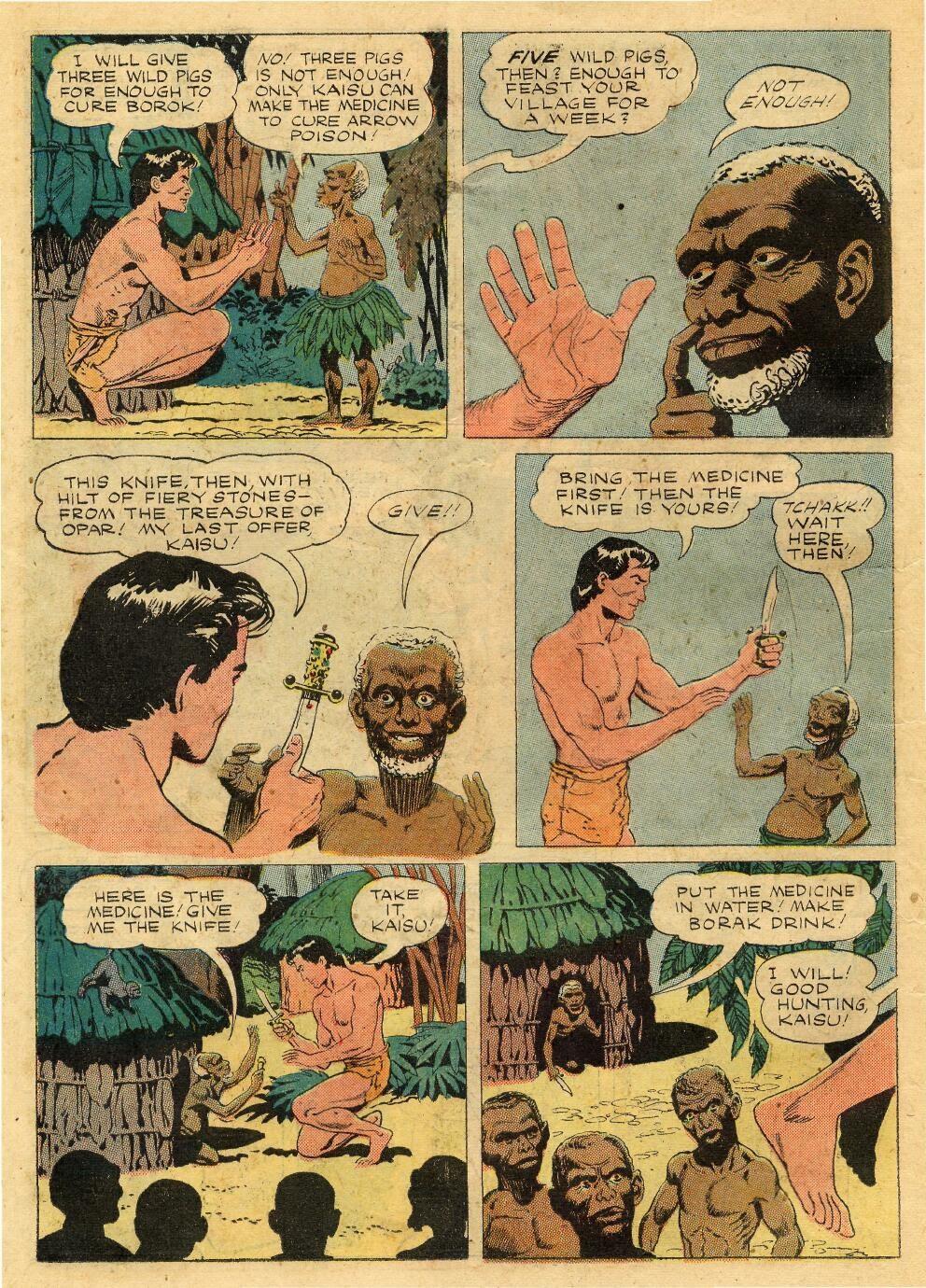 Tarzan (1948) issue 76 - Page 26