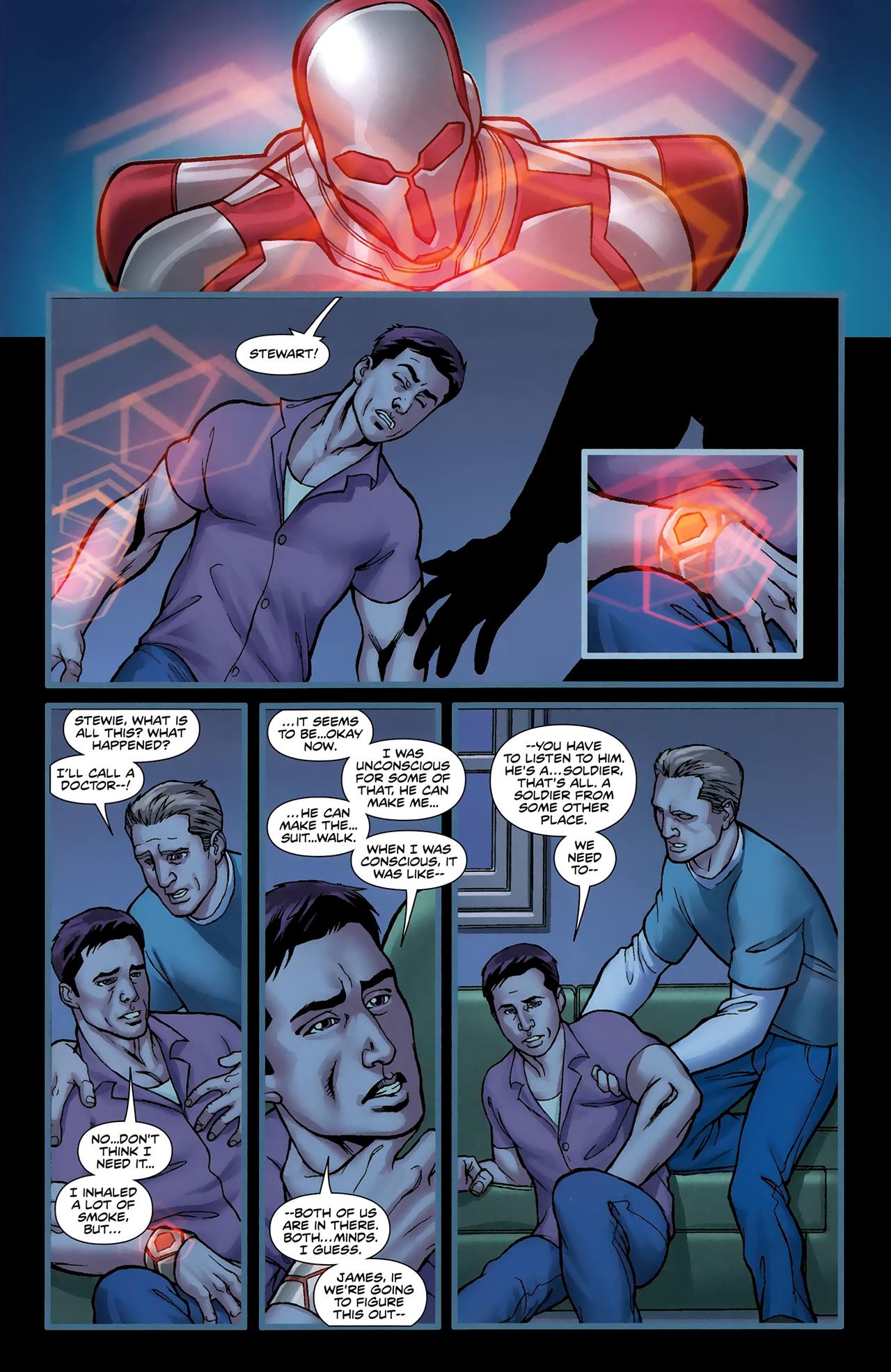 Read online Soldier Zero comic -  Issue #2 - 10