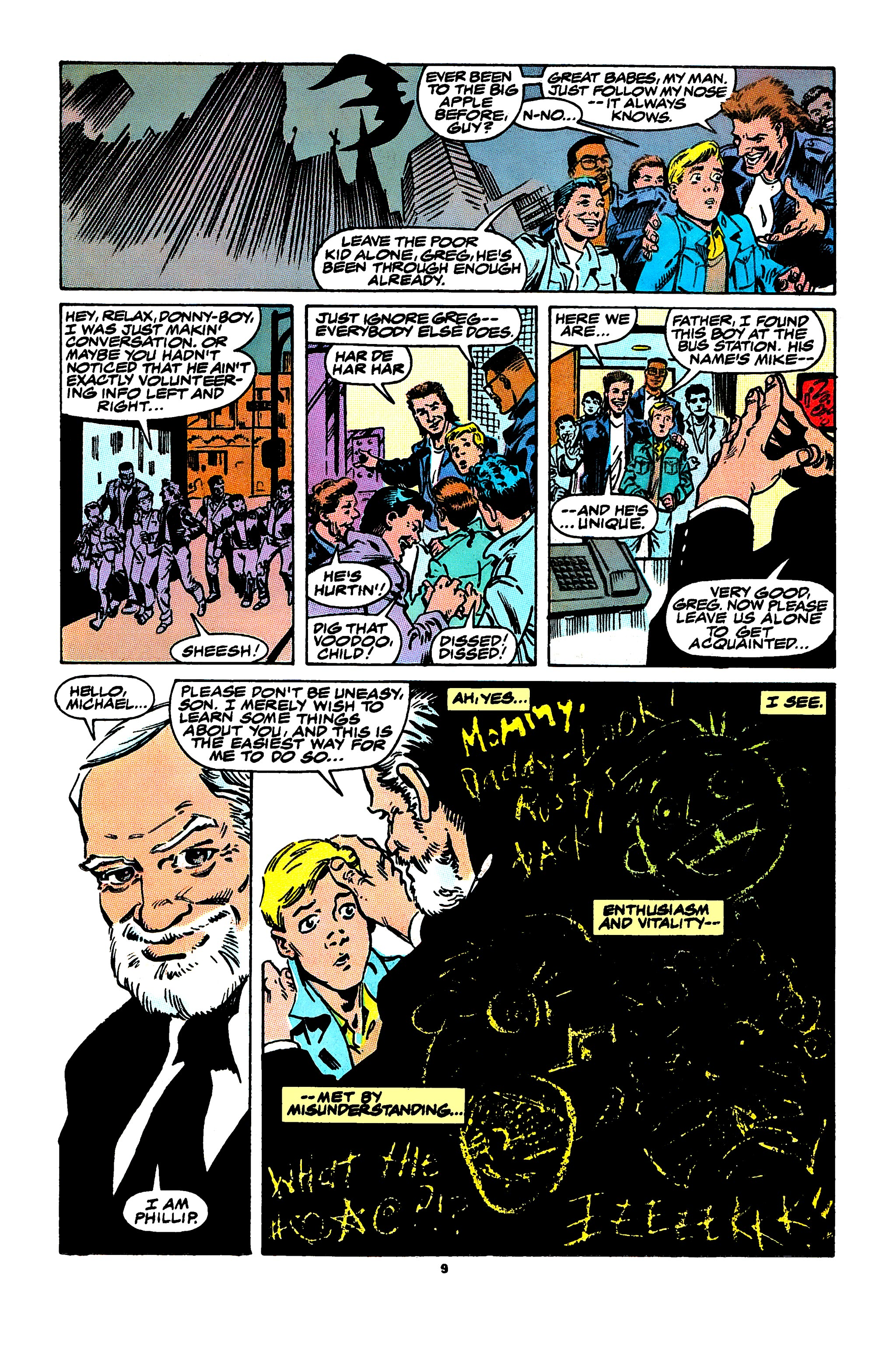 Read online X-Factor (1986) comic -  Issue #47 - 8
