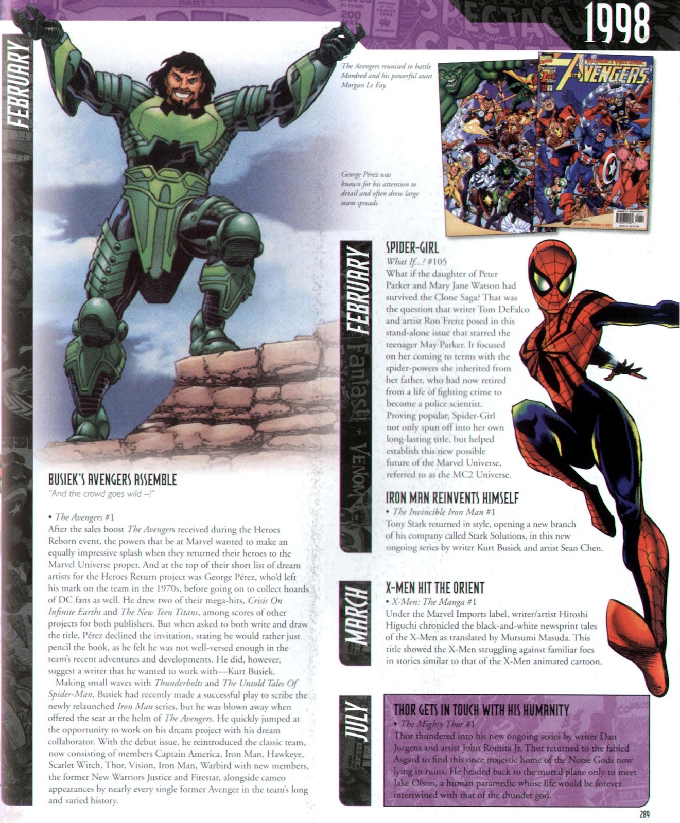 Read online Marvel Chronicle comic -  Issue # TPB (Part 3) - 73