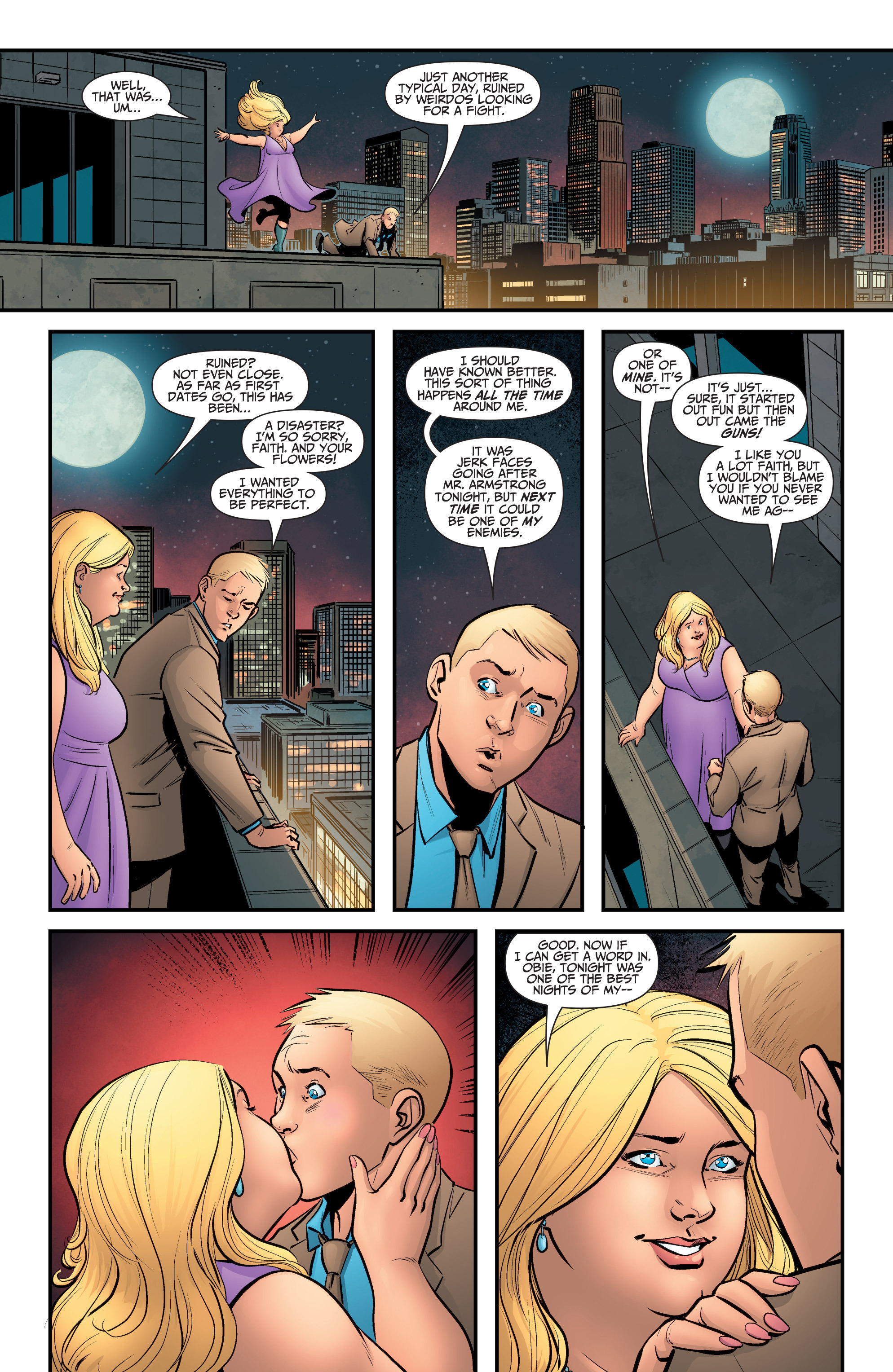 Read online A&A: The Adventures of Archer & Armstrong comic -  Issue #5 - 19