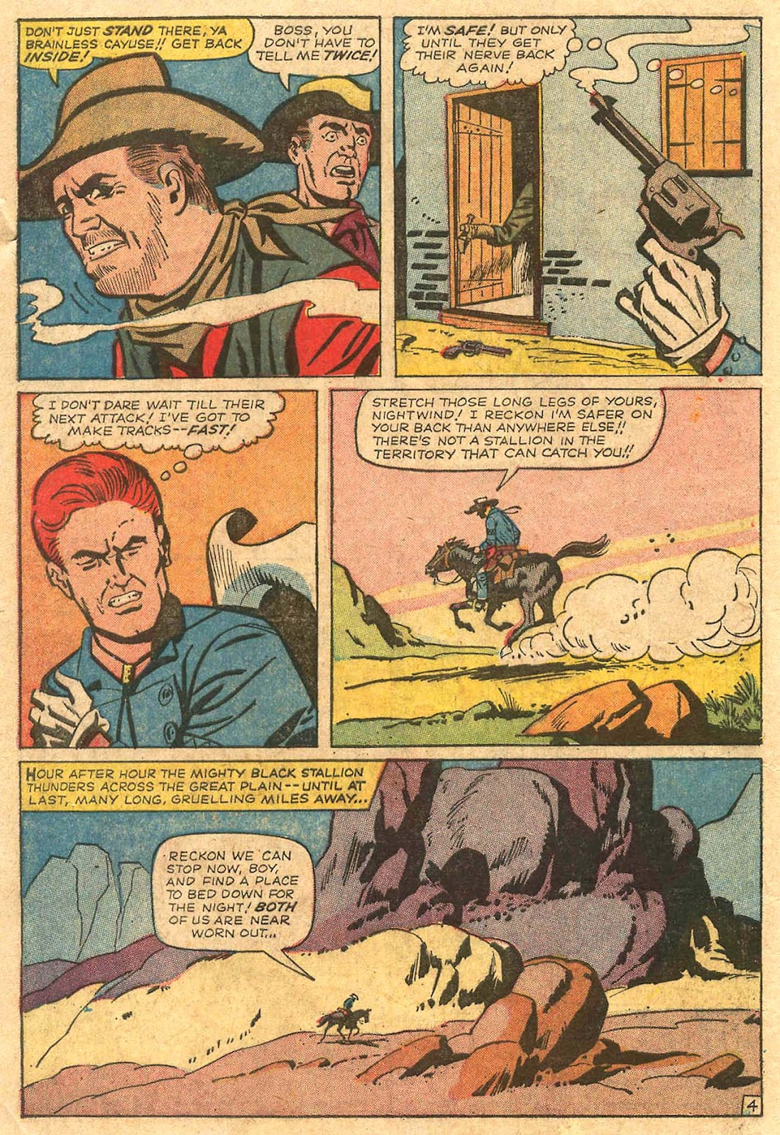 The Rawhide Kid (1955) issue 41 - Page 6