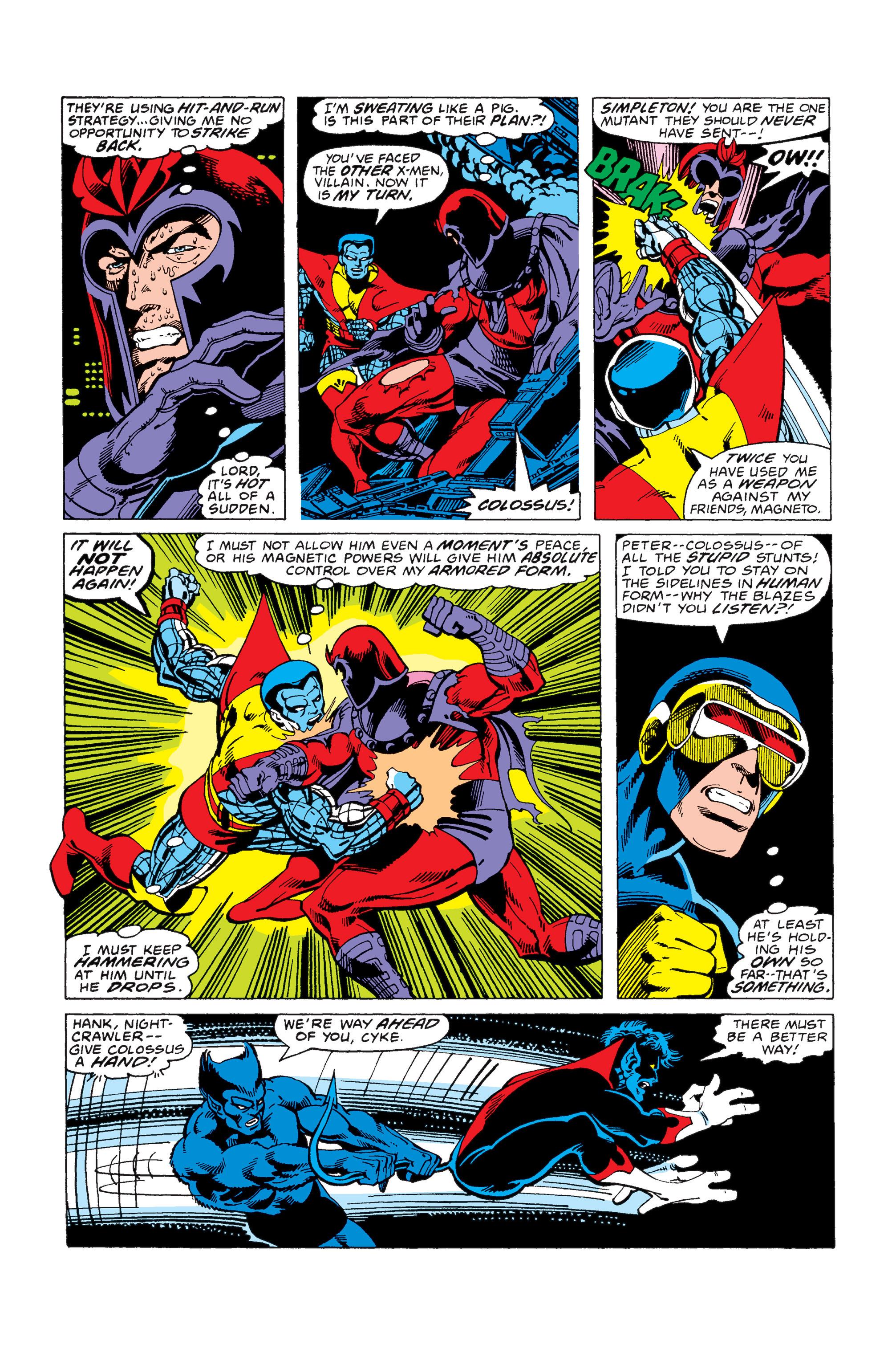 Uncanny X-Men (1963) 113 Page 12