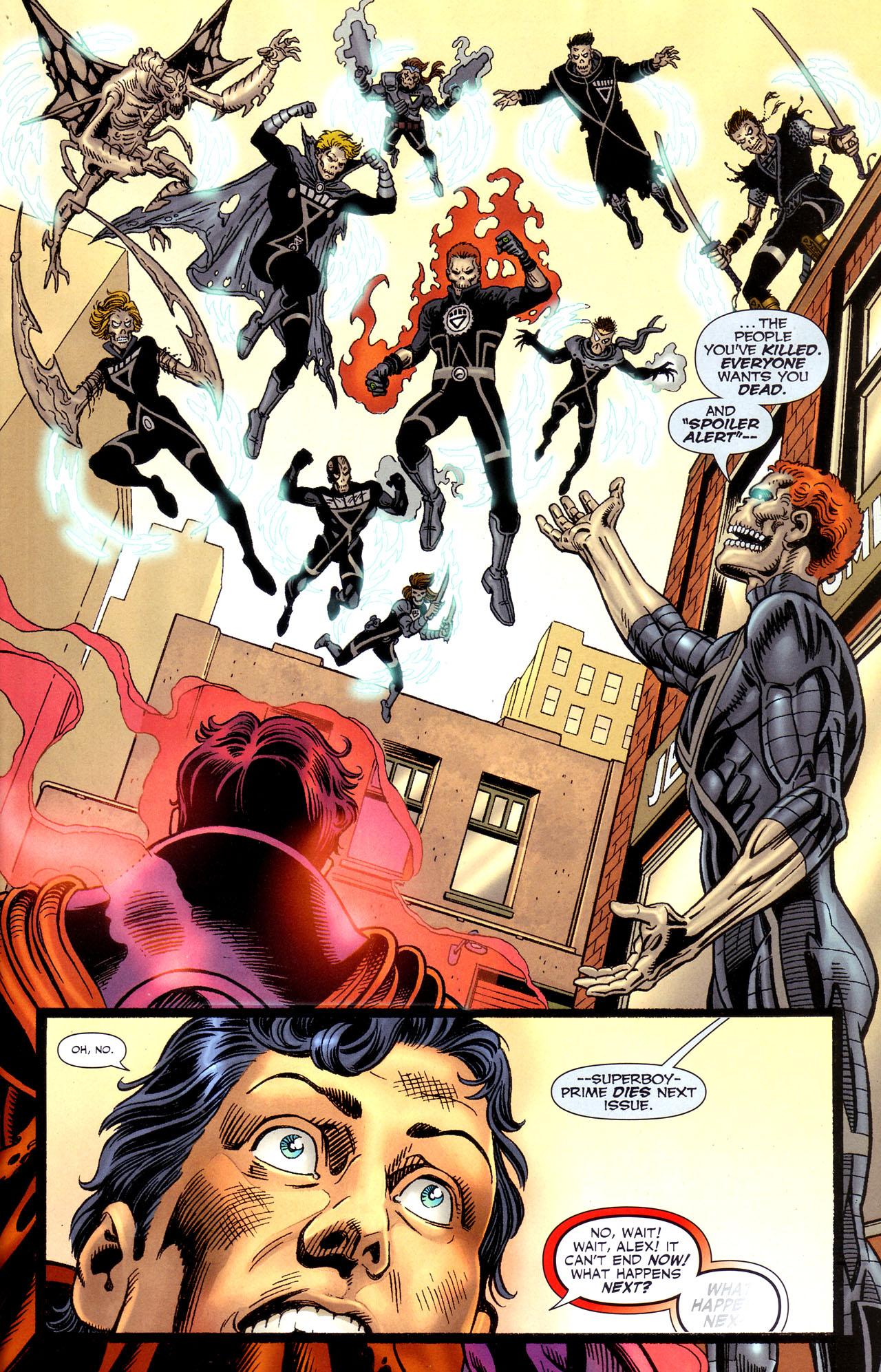 Read online Adventure Comics (2009) comic -  Issue #4 - 21