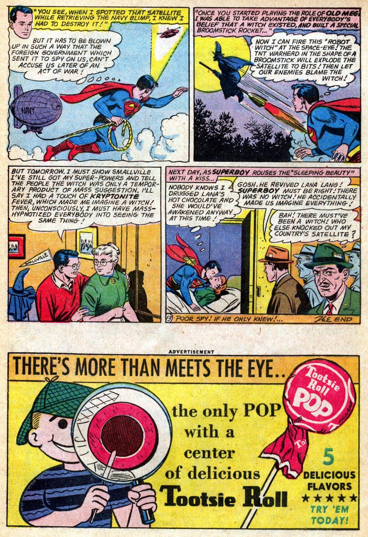 Read online Adventure Comics (1938) comic -  Issue #286 - 17