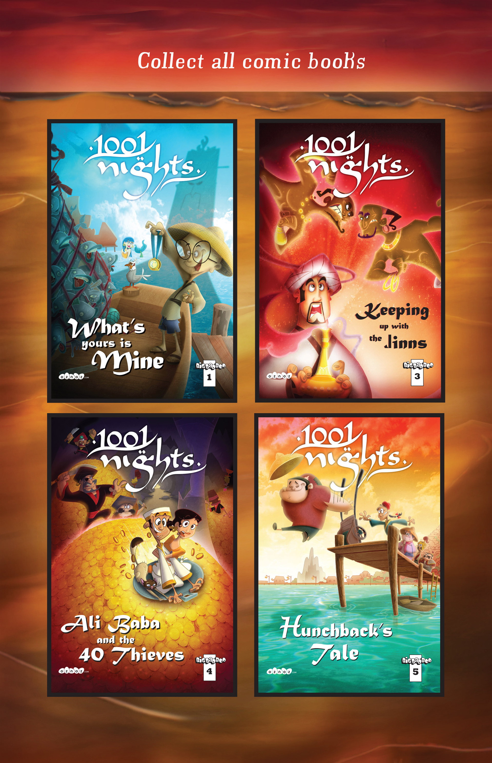 Read online 1001 Nights comic -  Issue #2 - 27