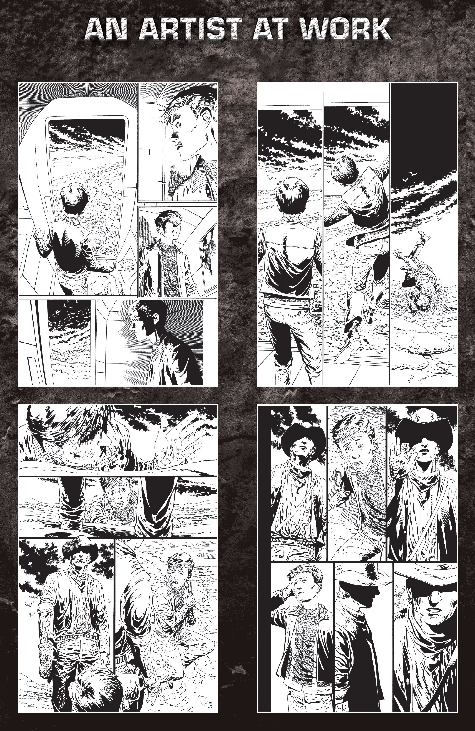 Read online Dark Tower: The Drawing of the Three - The Prisoner comic -  Issue #5 - 25
