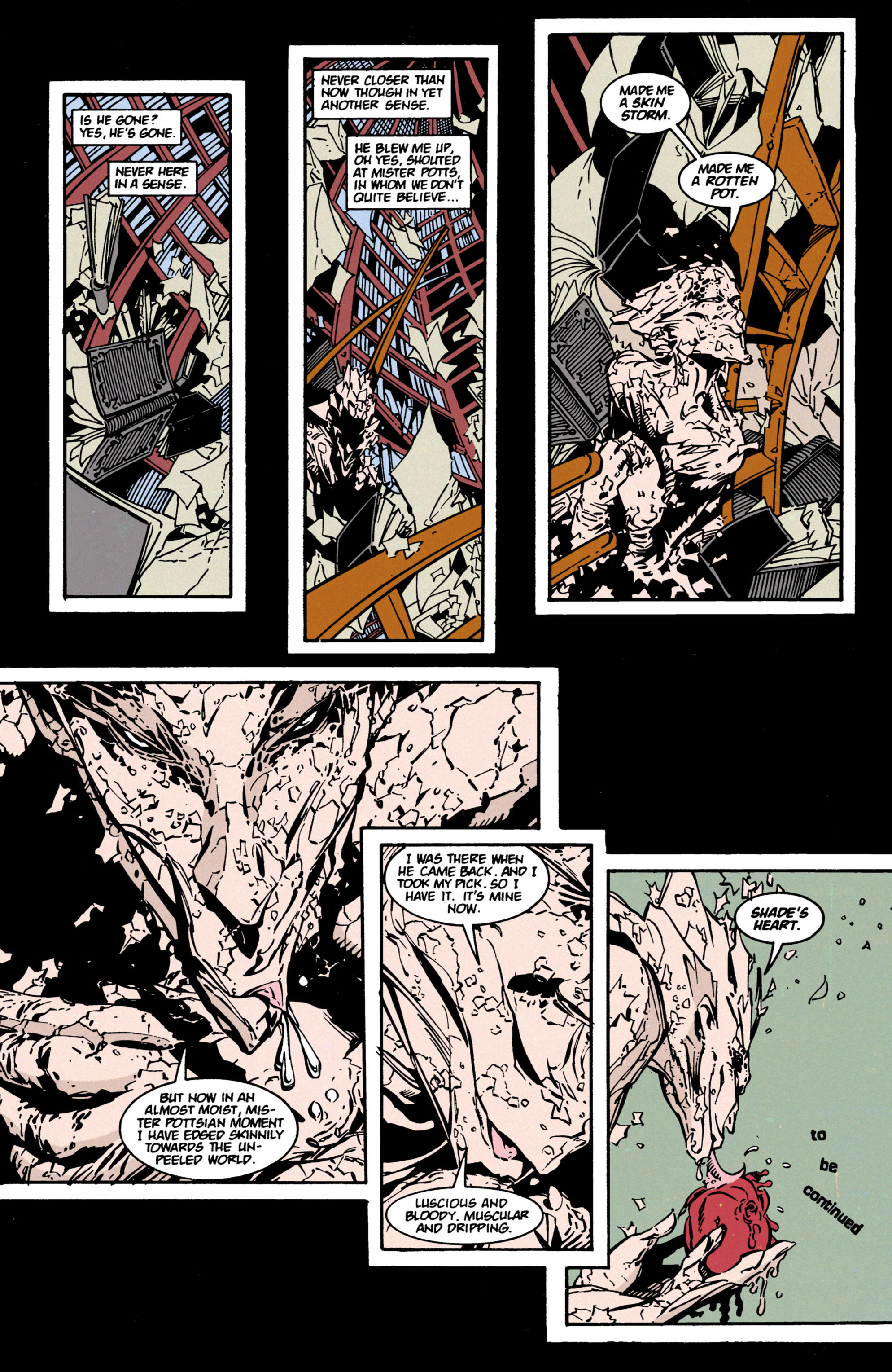 Read online Shade, the Changing Man comic -  Issue #60 - 24