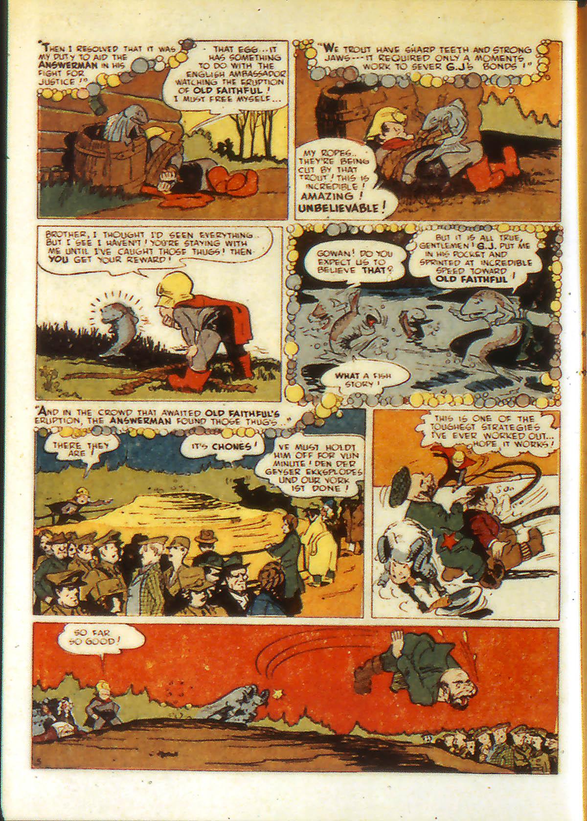 Read online Adventure Comics (1938) comic -  Issue #90 - 18