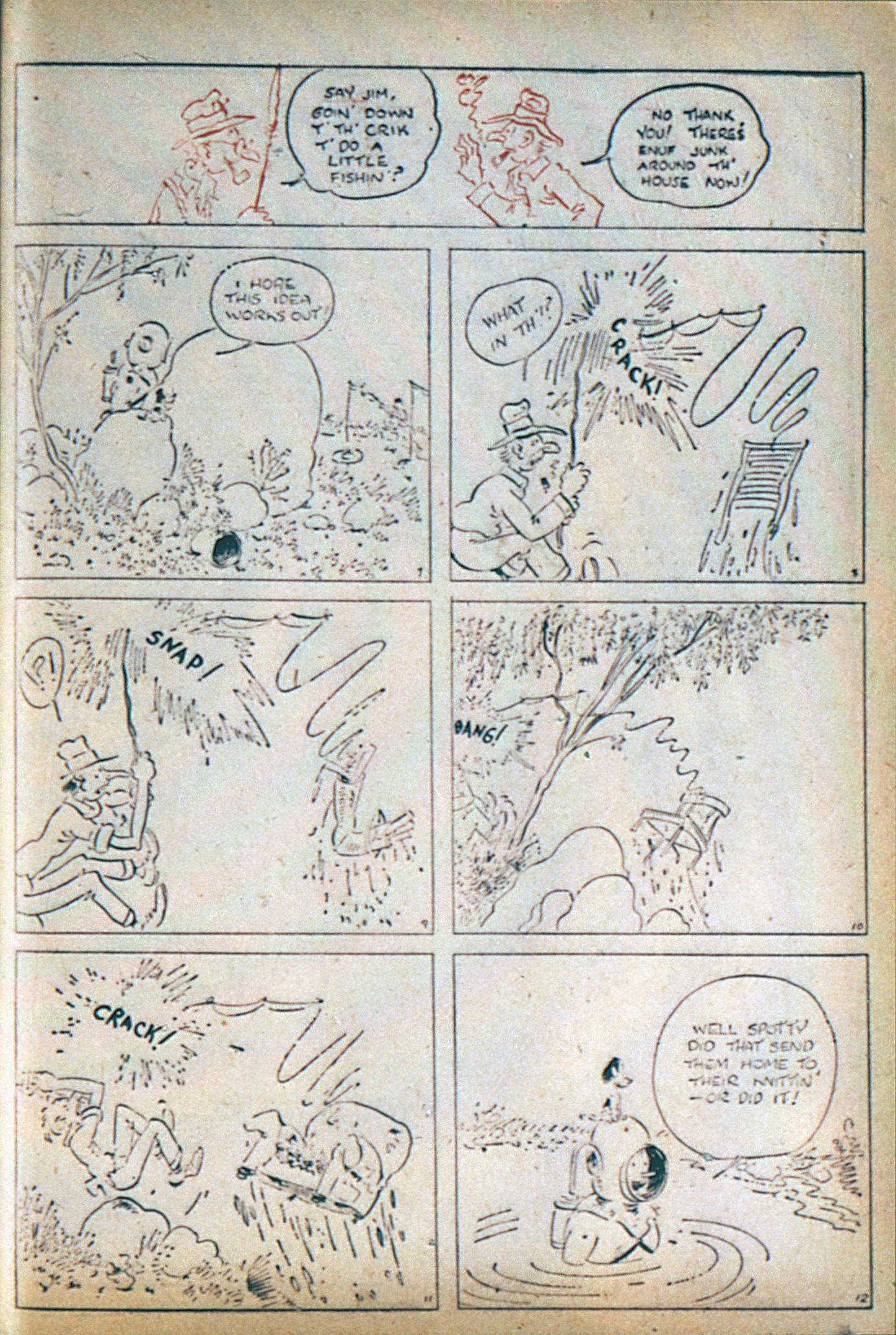 Read online Adventure Comics (1938) comic -  Issue #6 - 47