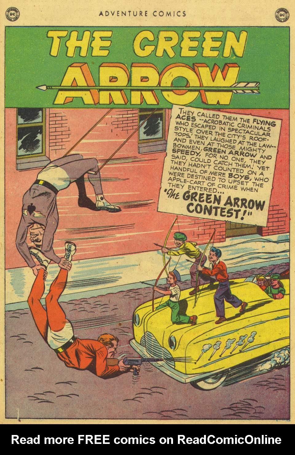 Read online Adventure Comics (1938) comic -  Issue #150 - 39