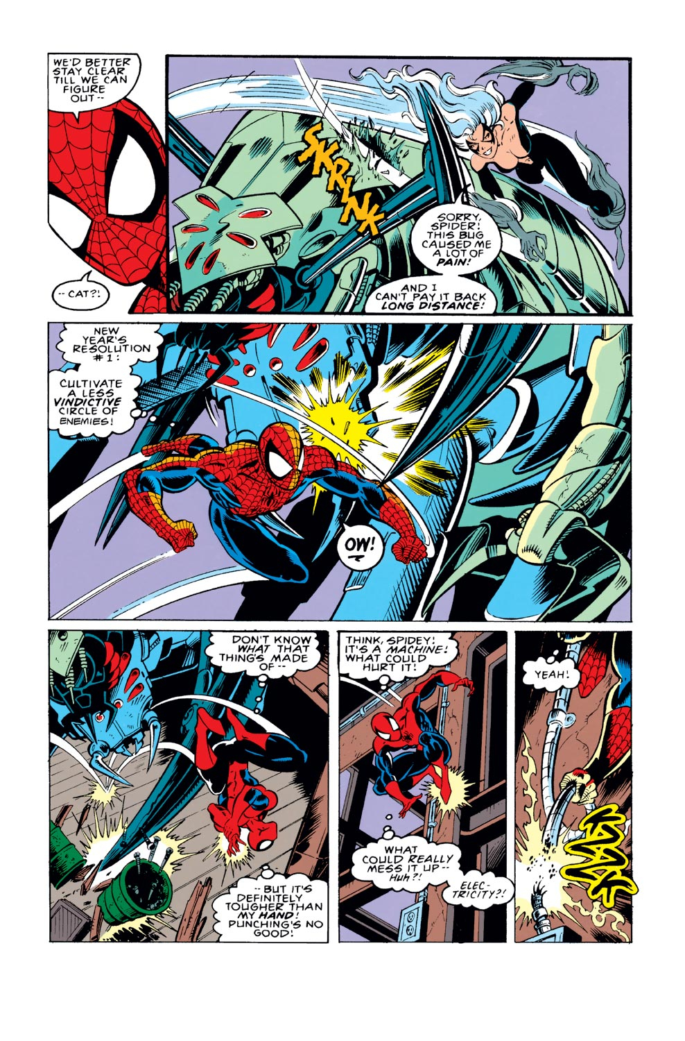The Amazing Spider-Man (1963) 372 Page 12