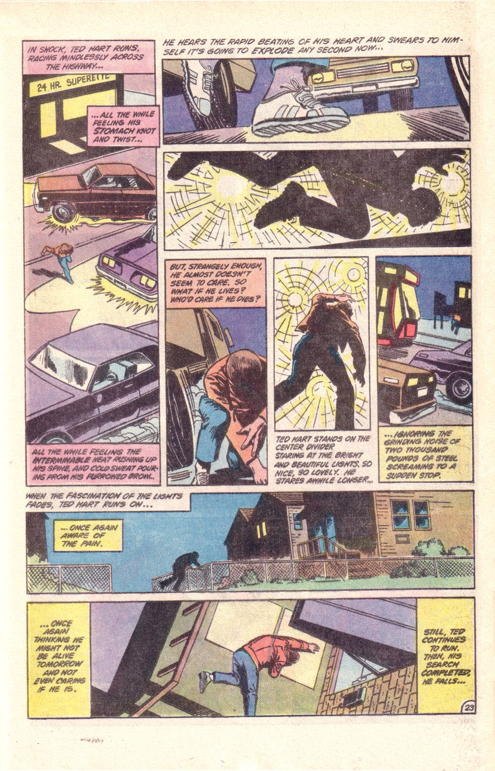 Read online The New Teen Titans (Drug Awareness Specials) comic -  Issue #1 - 25