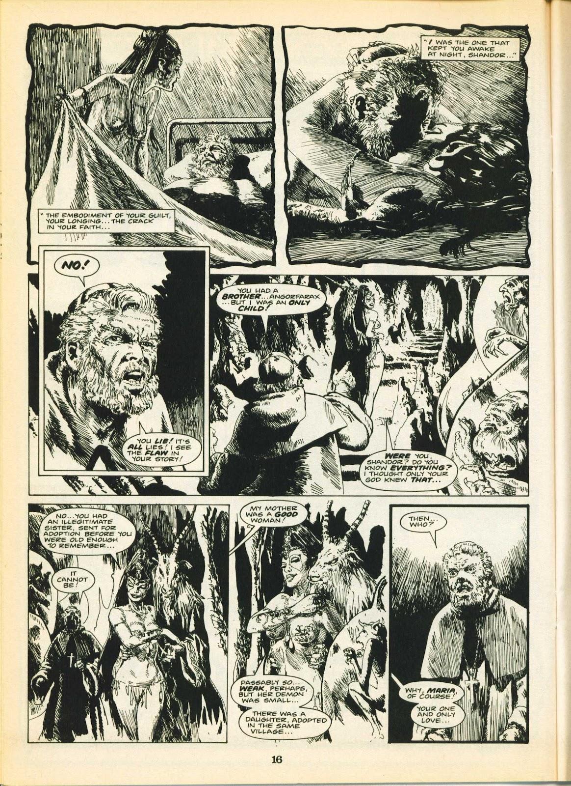 Warrior Issue #24 #25 - English 16