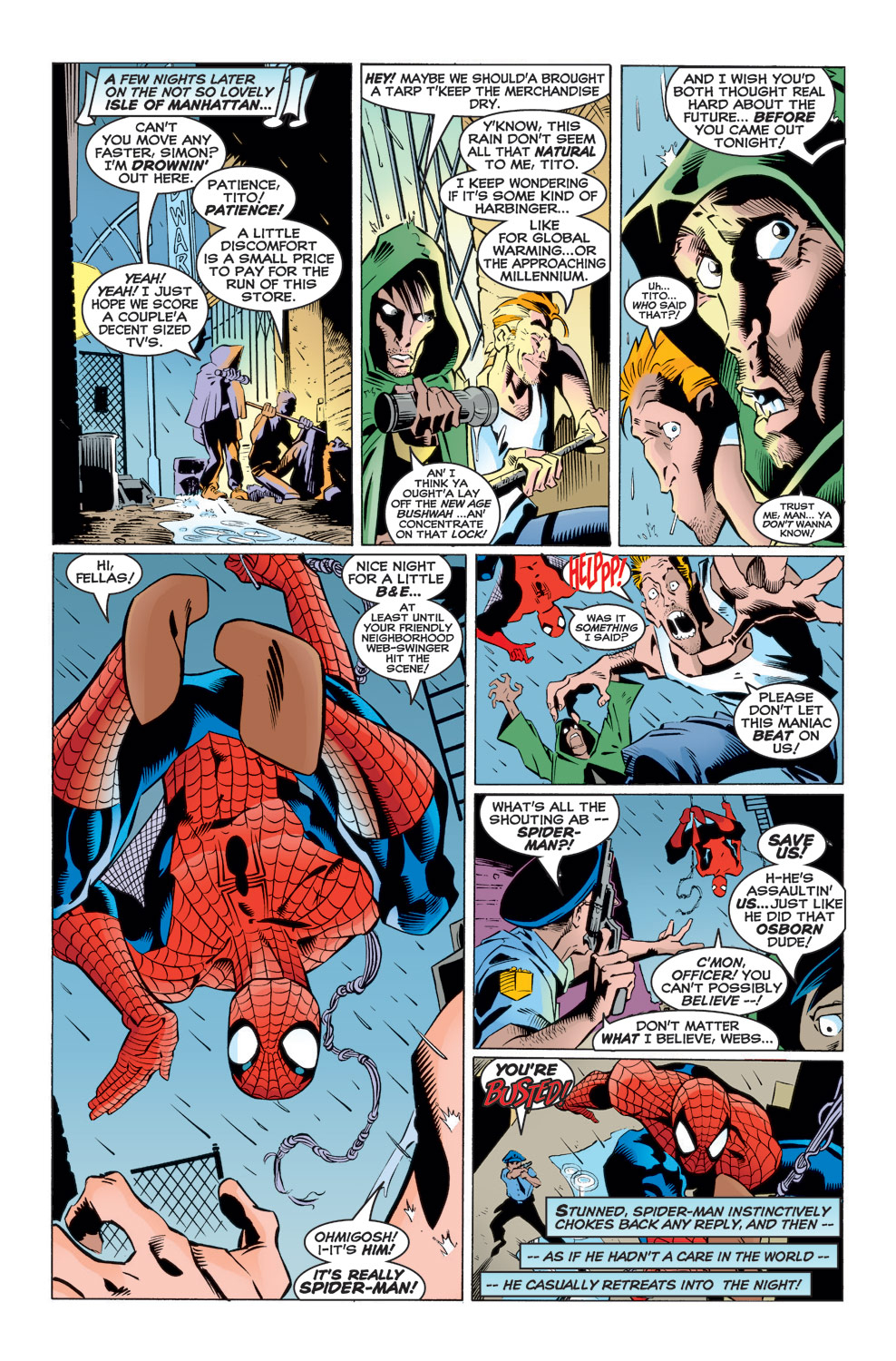 The Amazing Spider-Man (1963) 429 Page 3