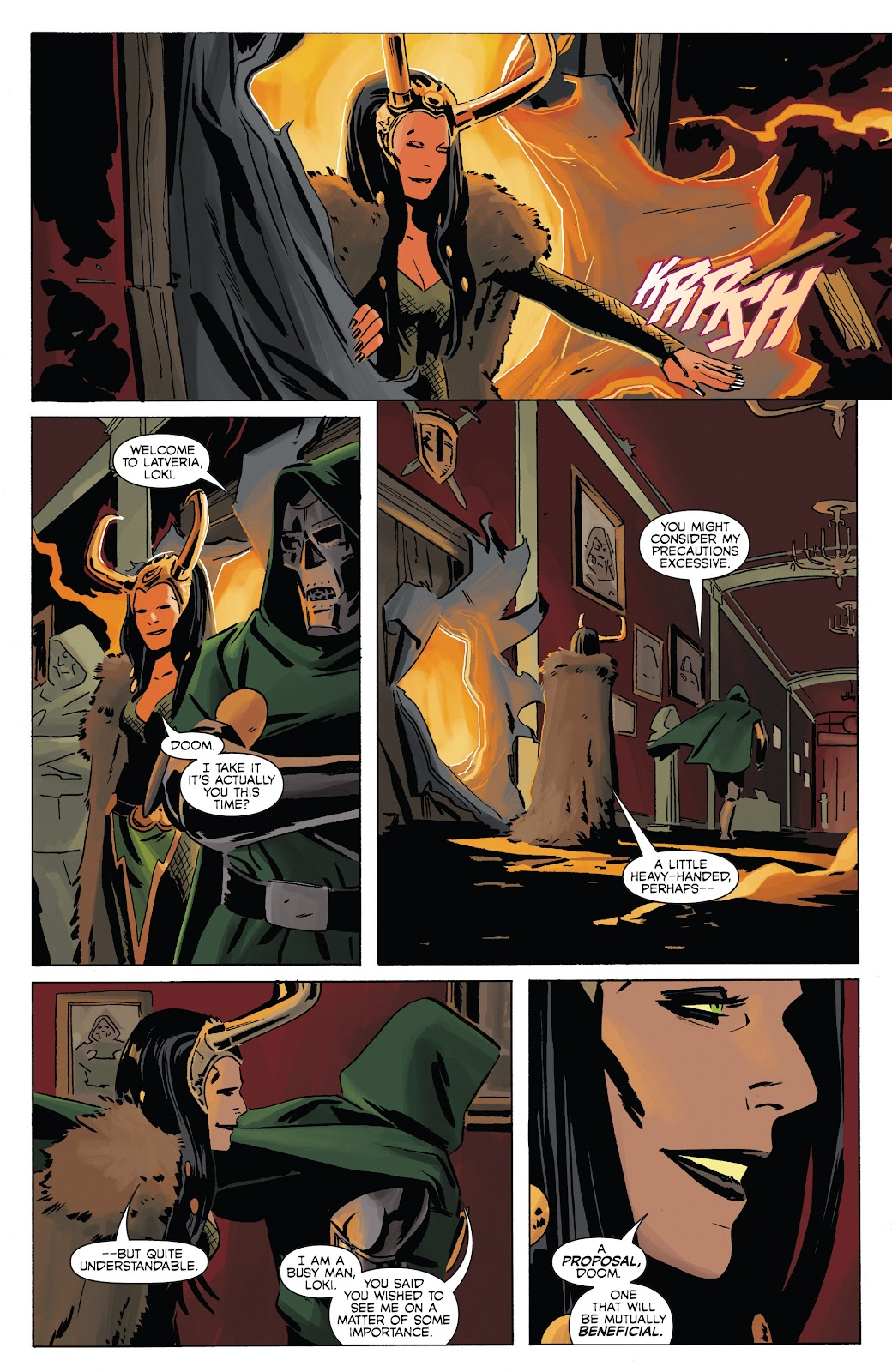 Read online Siege Prelude comic -  Issue # TPB (Part 2) - 11