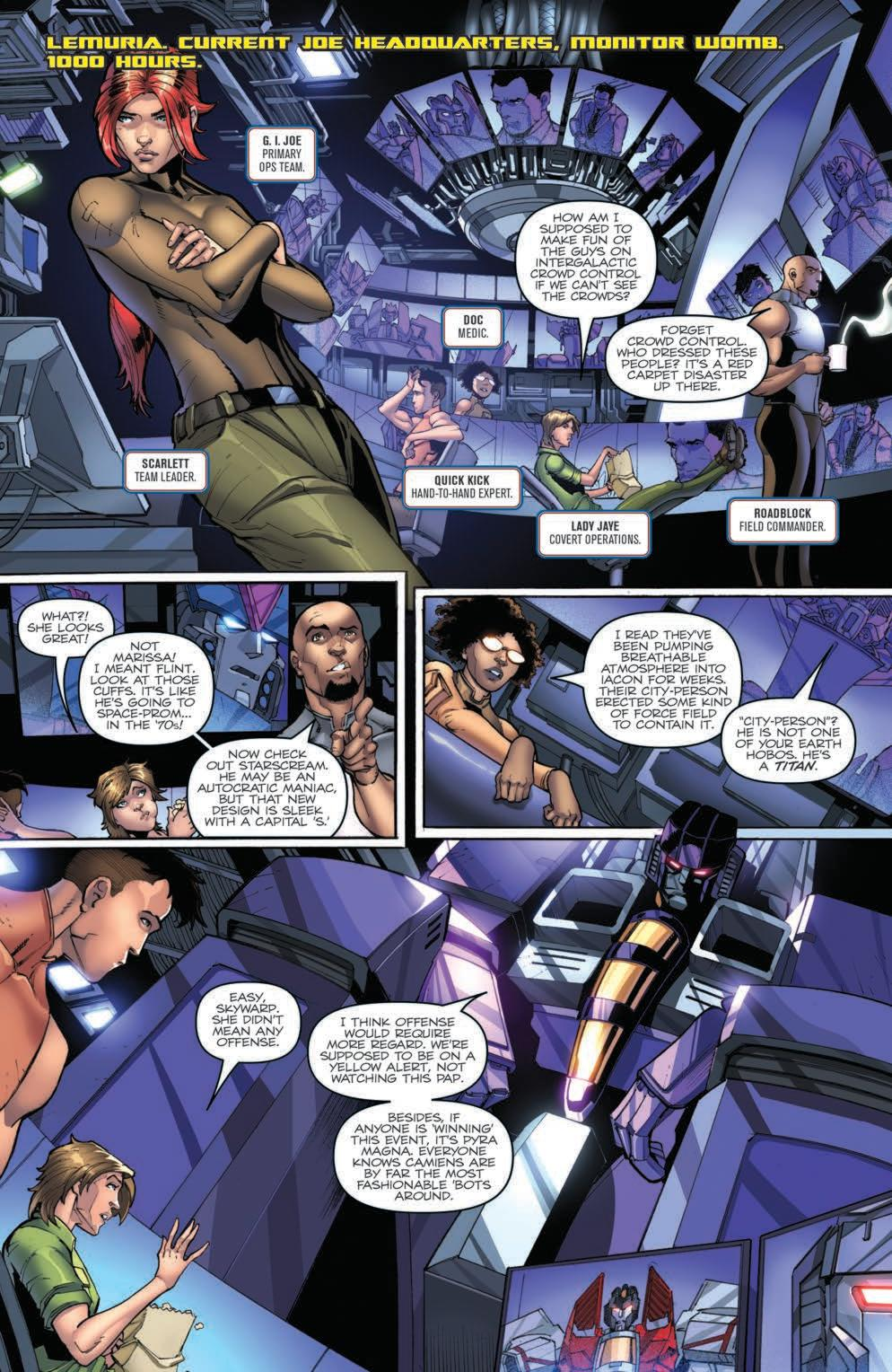 Read online First Strike comic -  Issue #0 - 12