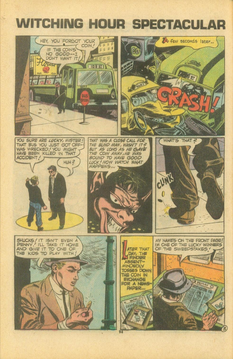 The Witching Hour (1969) issue 38 - Page 96