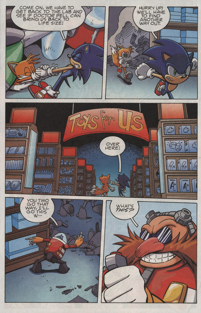 Read online Sonic X comic -  Issue #21 - 15
