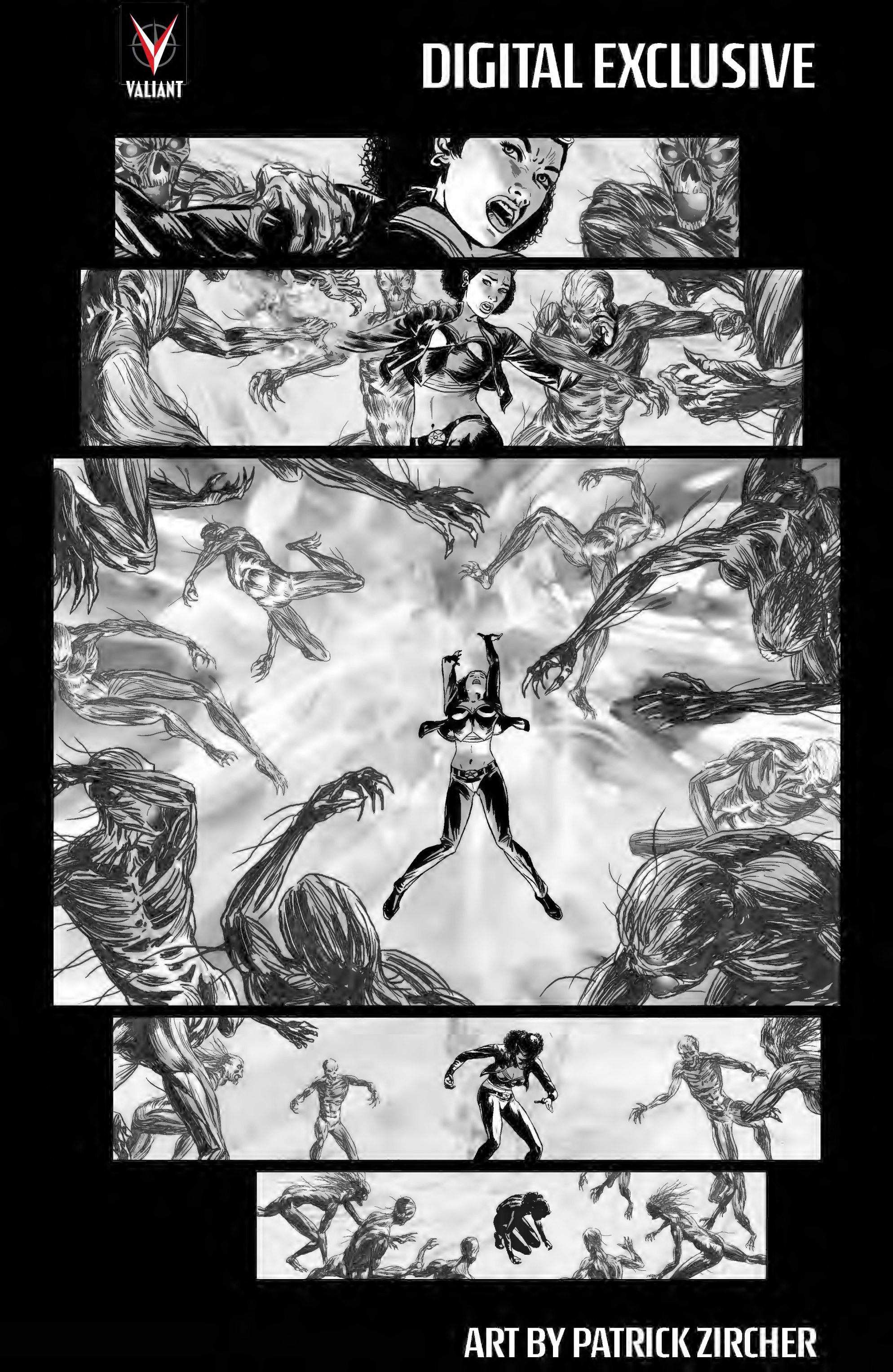 Read online Shadowman (2012) comic -  Issue #3 - 28